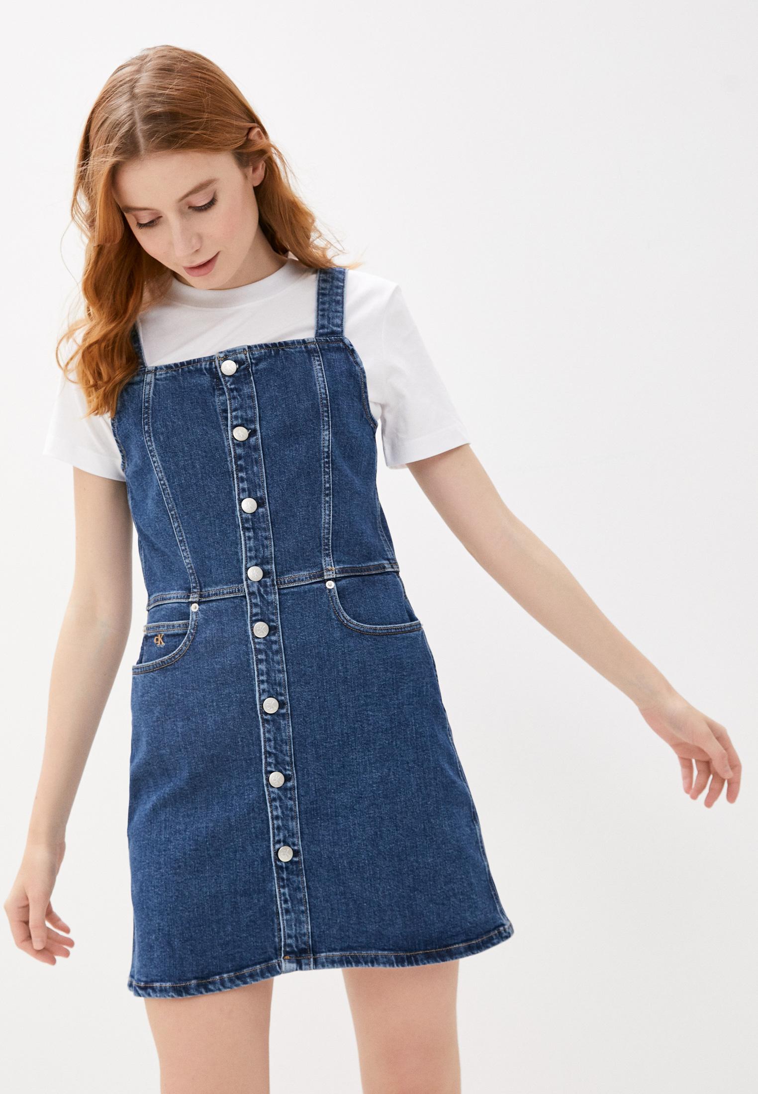 Платье Calvin Klein Jeans J20J213364: изображение 1