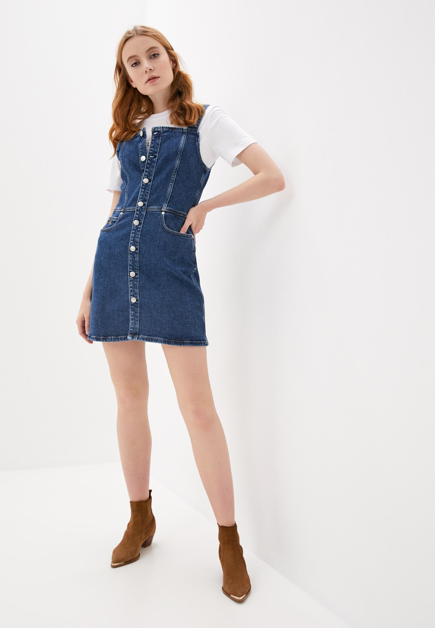 Платье Calvin Klein Jeans J20J213364: изображение 2