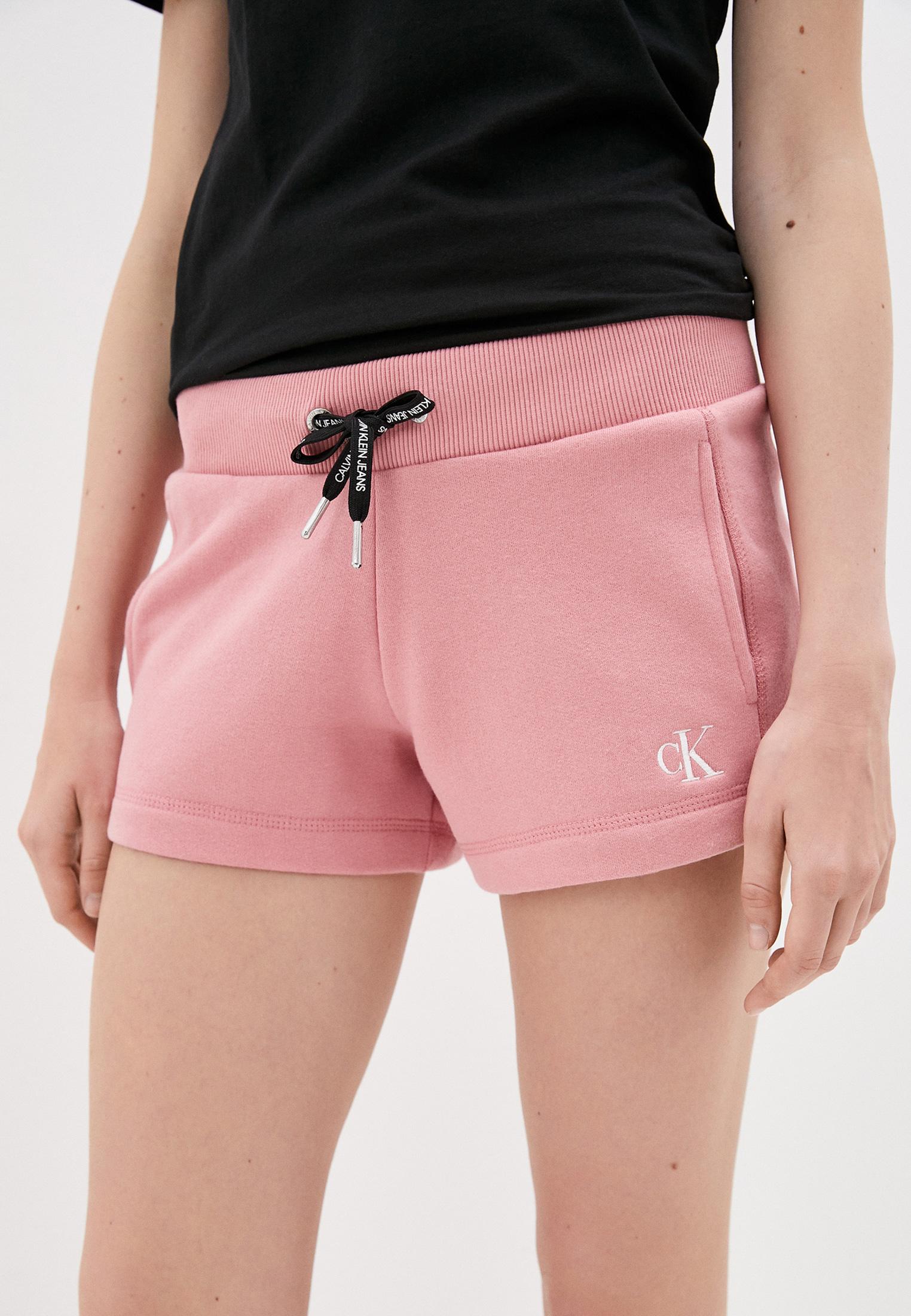 Женские спортивные шорты Calvin Klein Jeans J20J213379