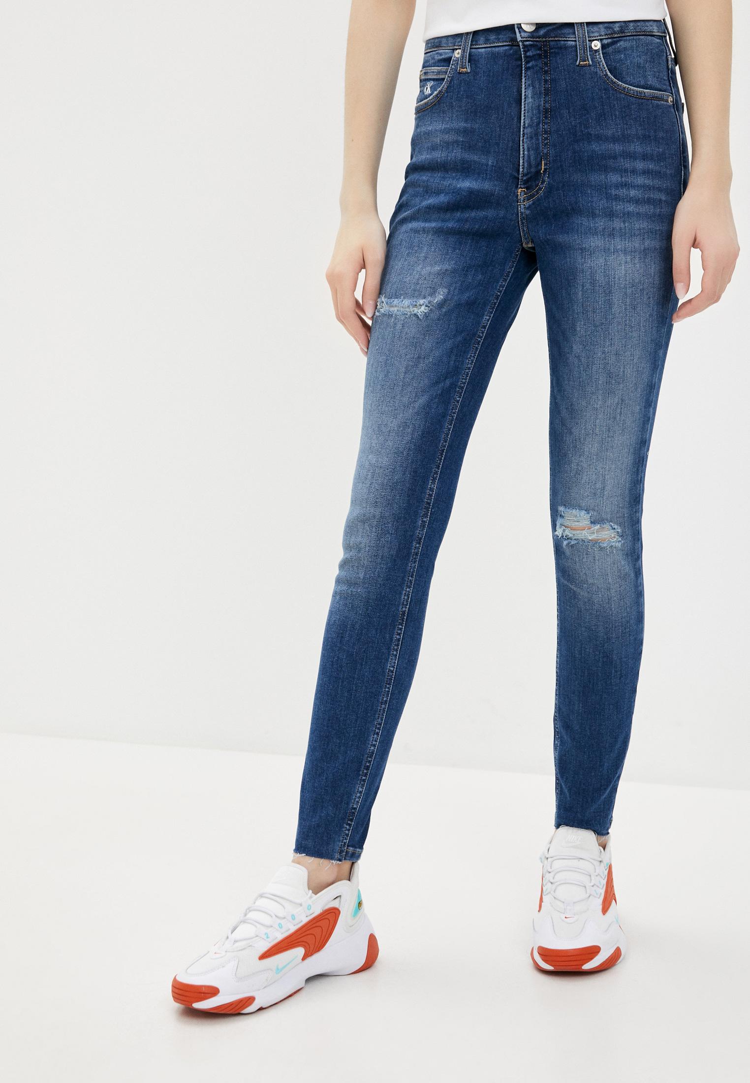 Зауженные джинсы Calvin Klein Jeans J20J213863
