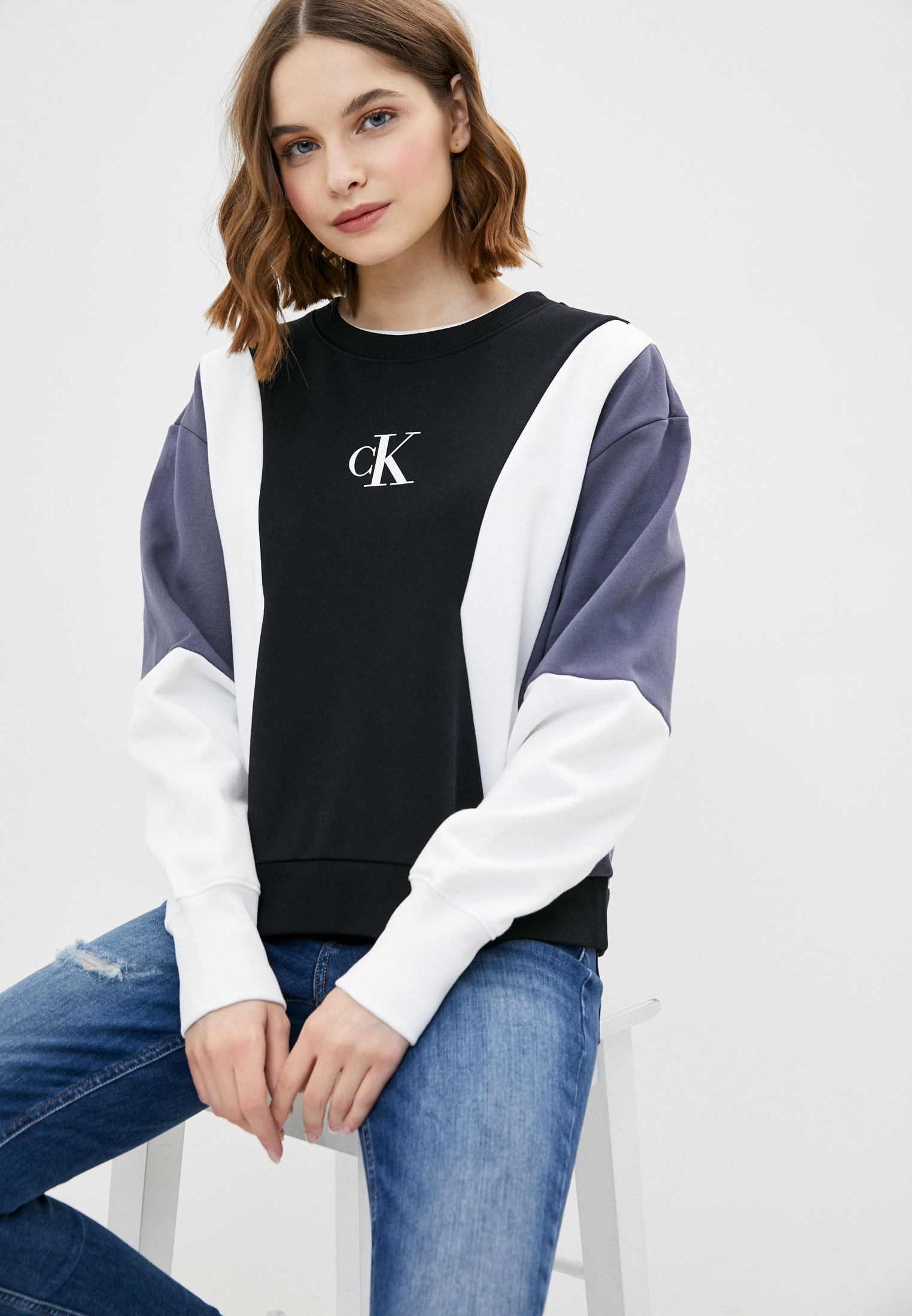 Женские свитшоты Calvin Klein Jeans J20J213478