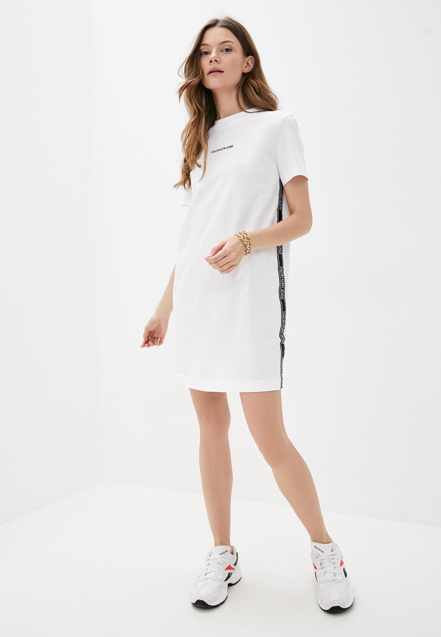 Платье Calvin Klein Jeans J20J214170: изображение 2
