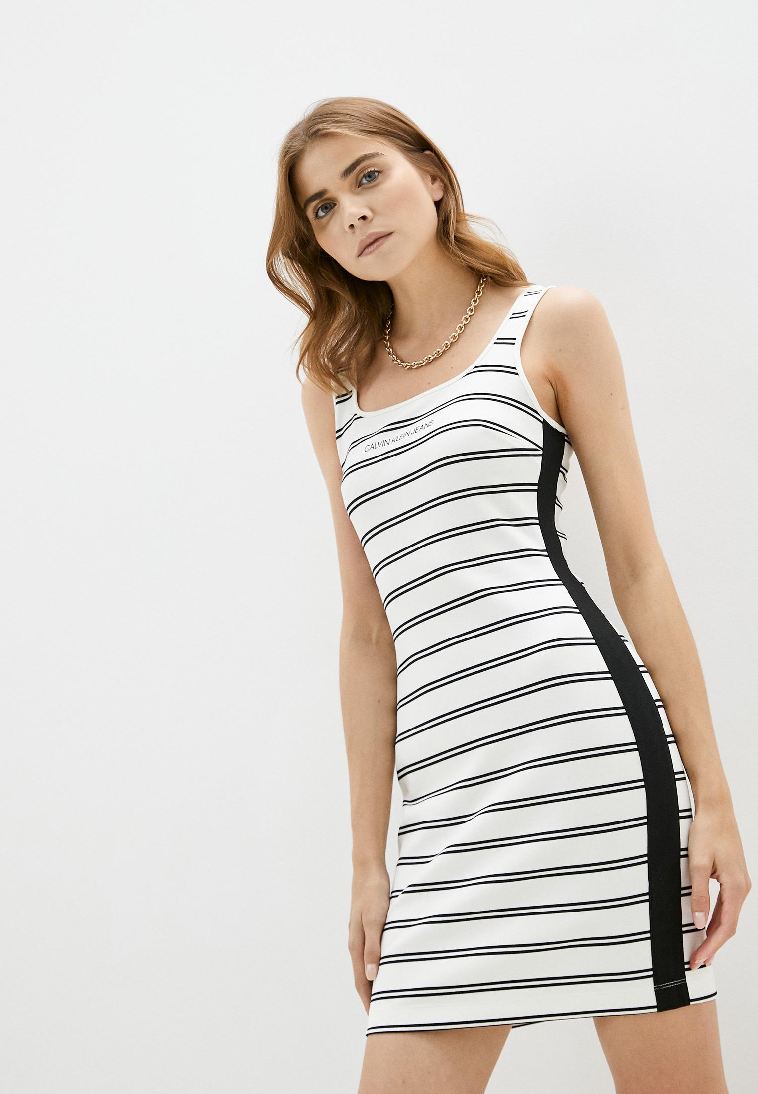 Платье Calvin Klein Jeans J20J214171: изображение 1