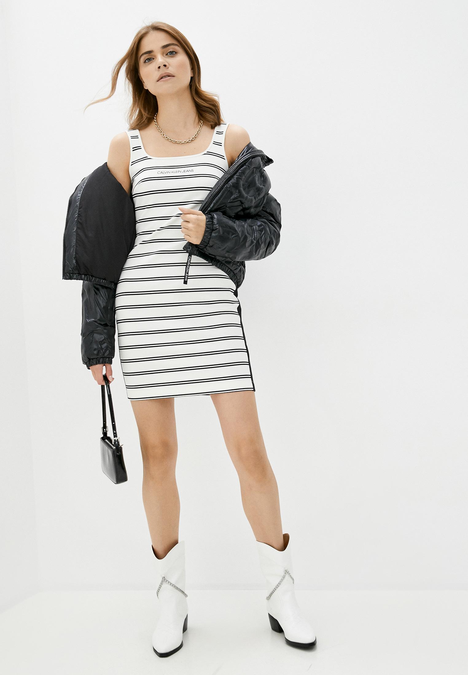 Платье Calvin Klein Jeans J20J214171: изображение 2