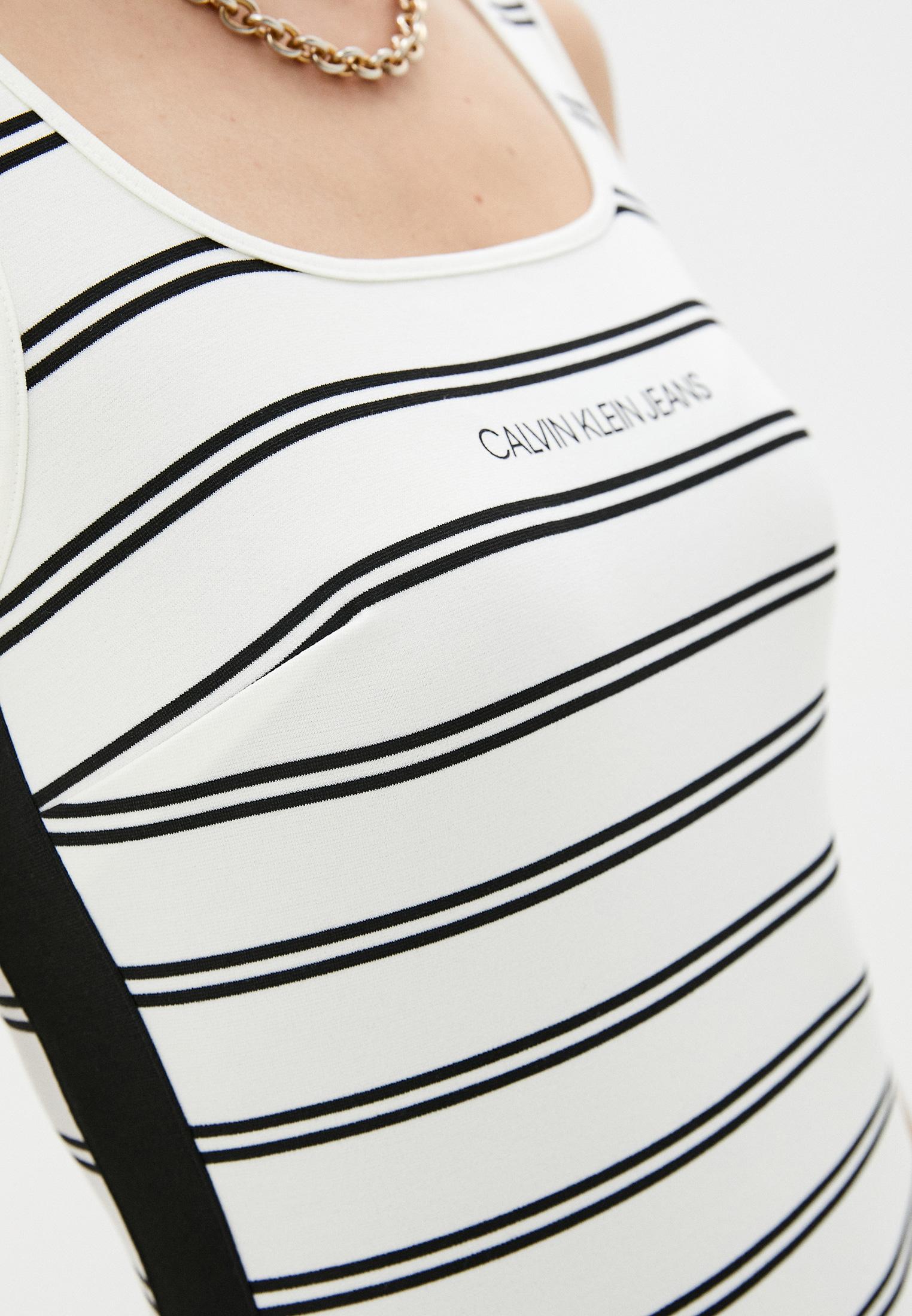 Платье Calvin Klein Jeans J20J214171: изображение 4