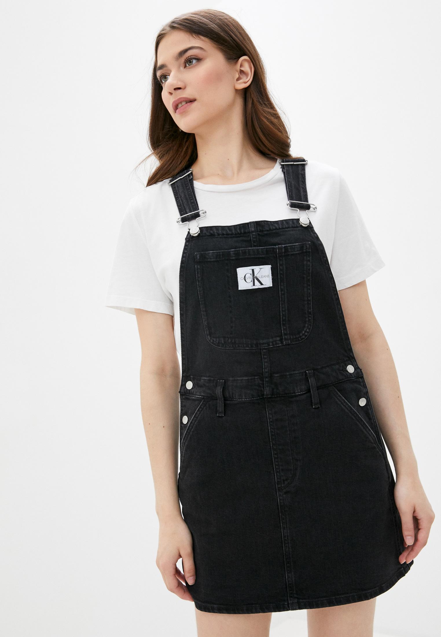 Платье Calvin Klein Jeans J20J214426: изображение 1