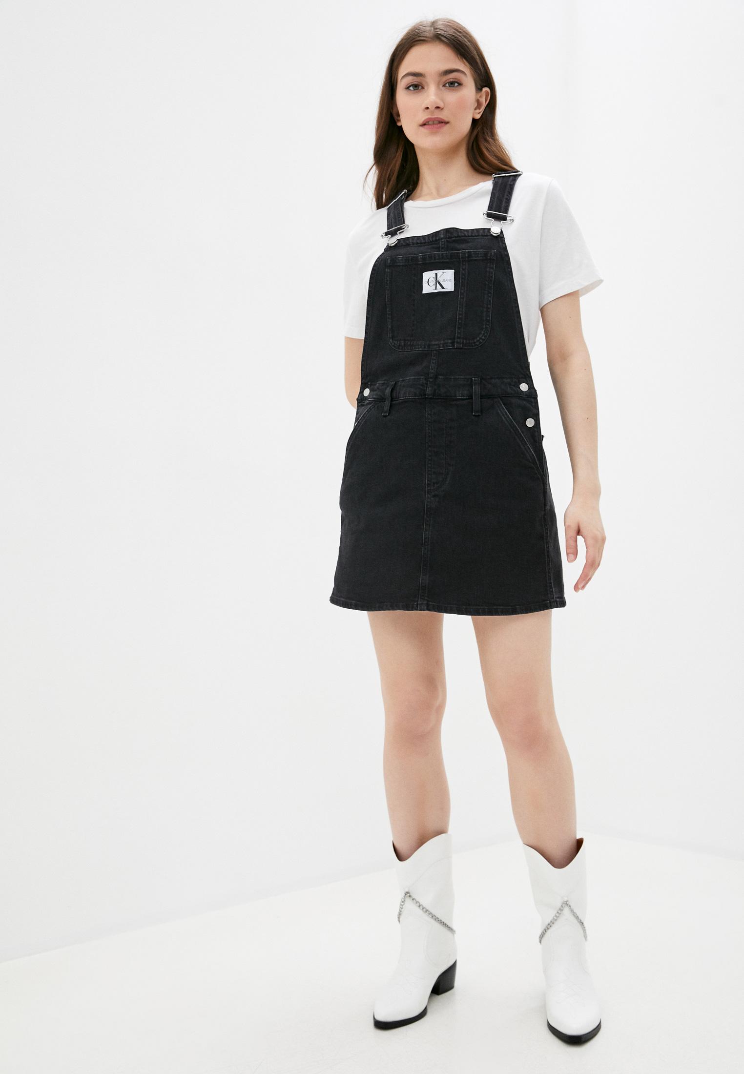 Платье Calvin Klein Jeans J20J214426: изображение 2