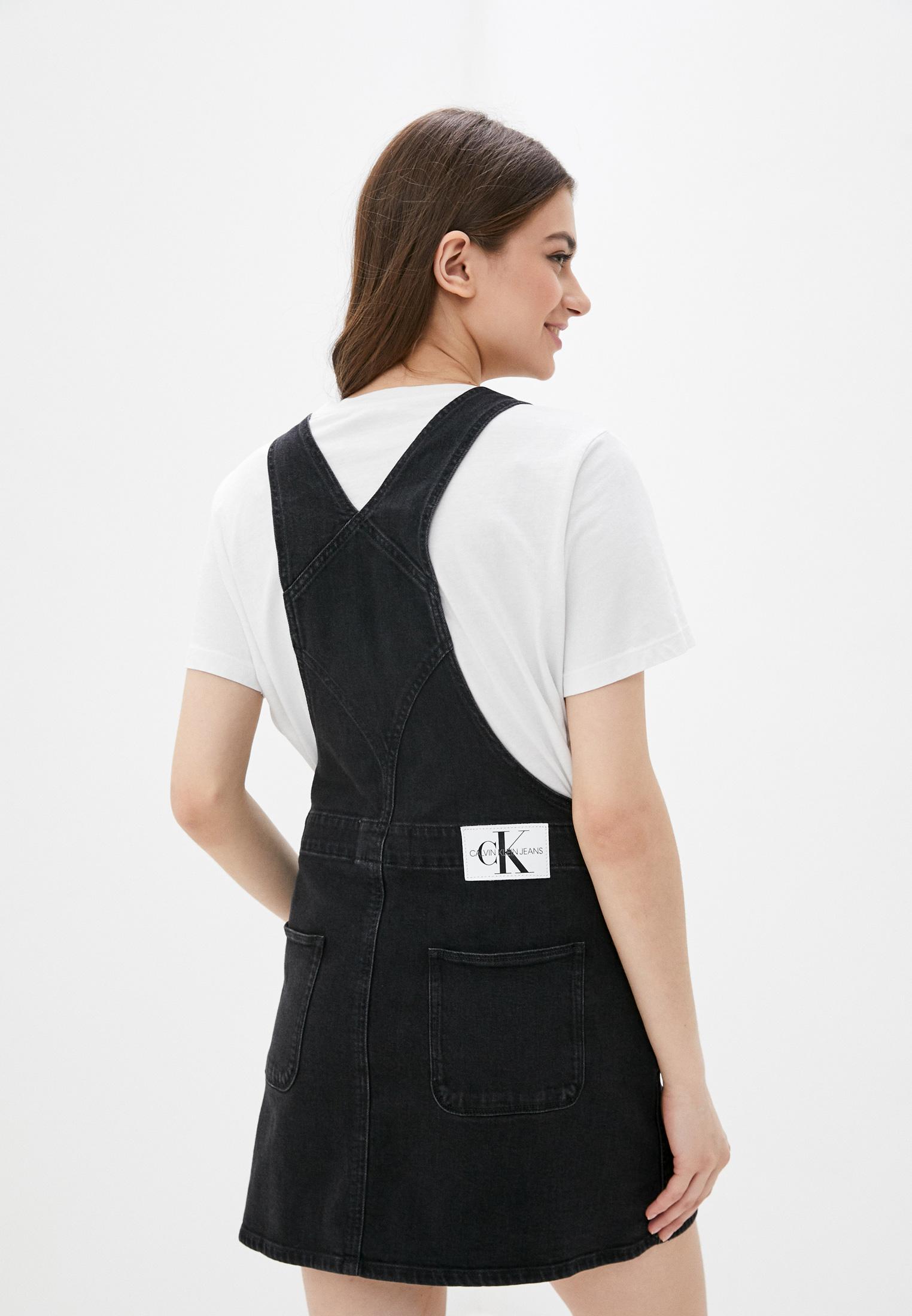 Платье Calvin Klein Jeans J20J214426: изображение 3