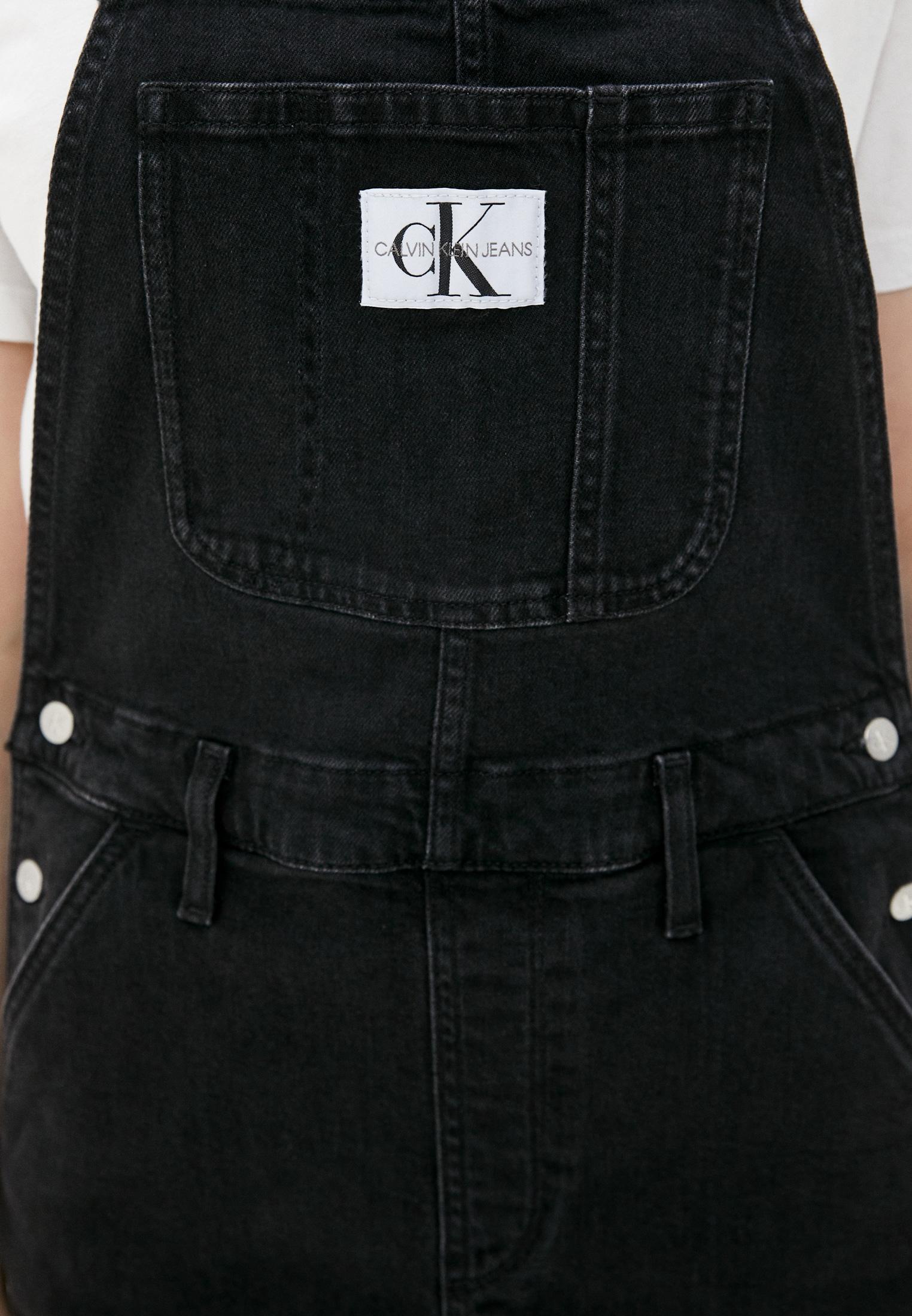 Платье Calvin Klein Jeans J20J214426: изображение 4