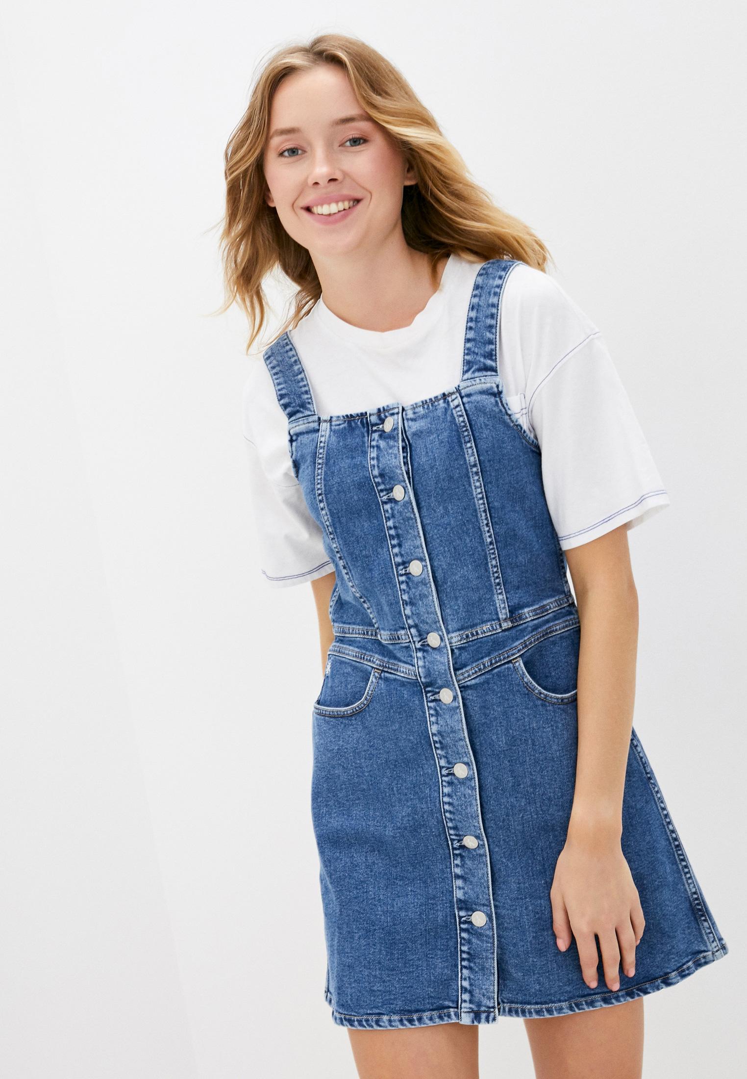 Платье Calvin Klein Jeans J20J214448