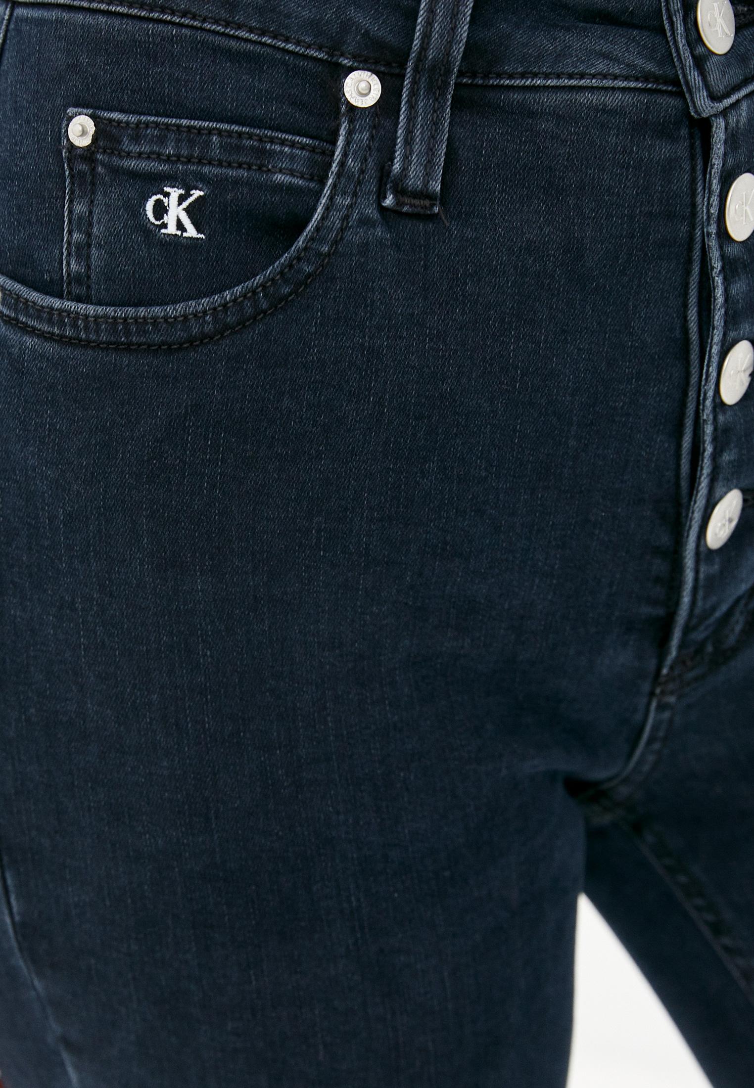 Зауженные джинсы Calvin Klein Jeans J20J214418: изображение 4