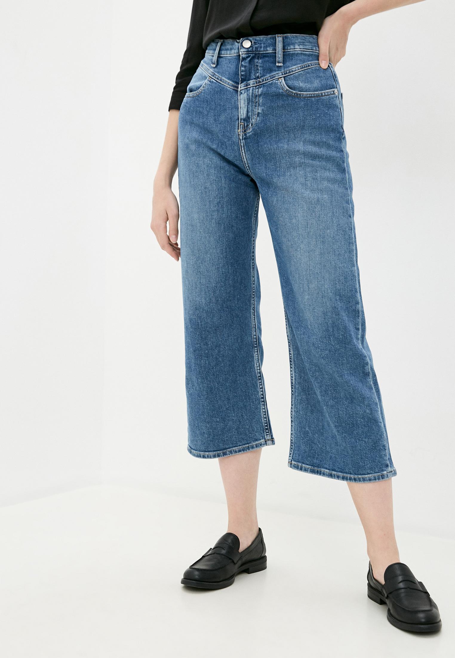 Широкие и расклешенные джинсы Calvin Klein Jeans J20J214419: изображение 1