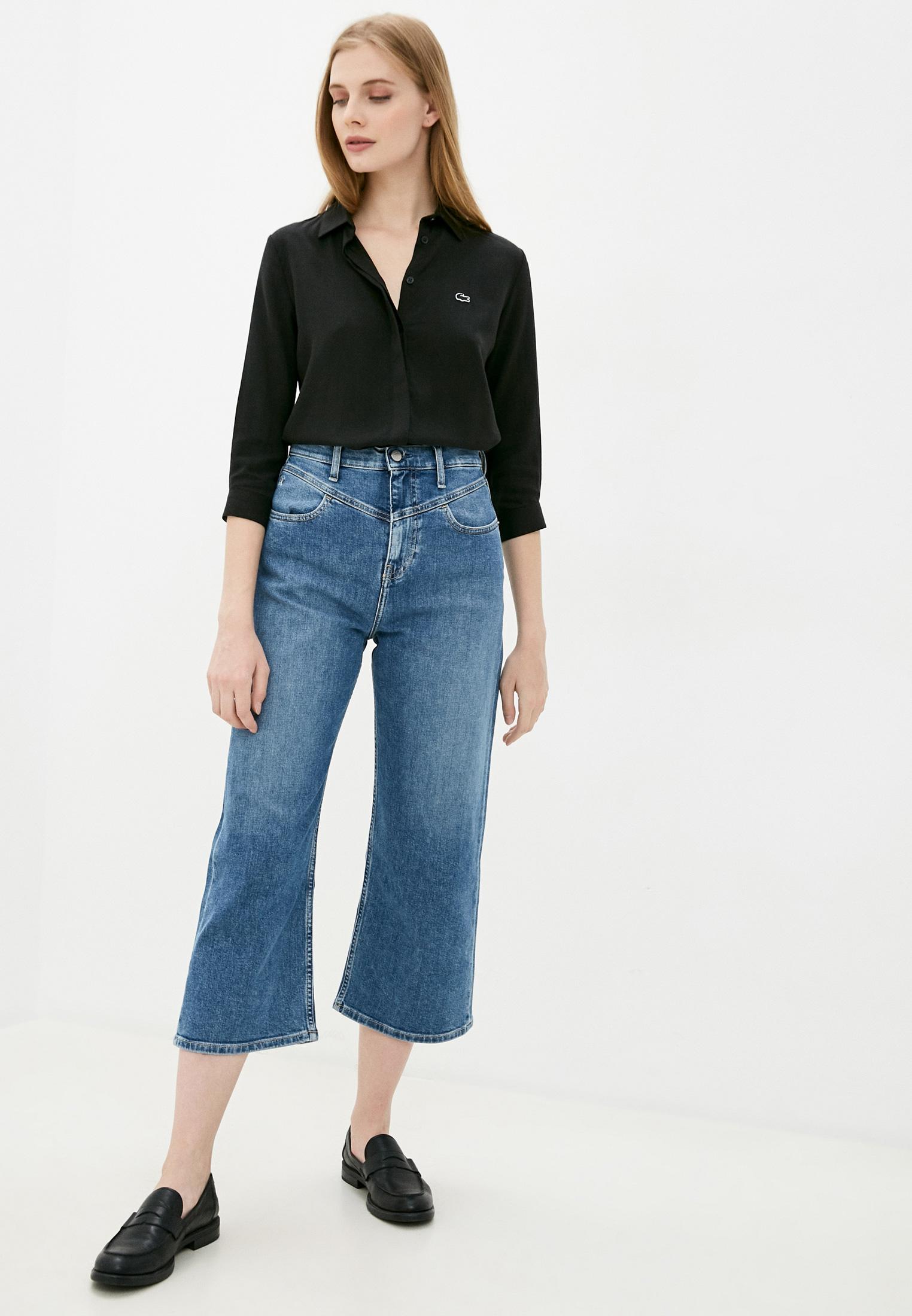 Широкие и расклешенные джинсы Calvin Klein Jeans J20J214419: изображение 2