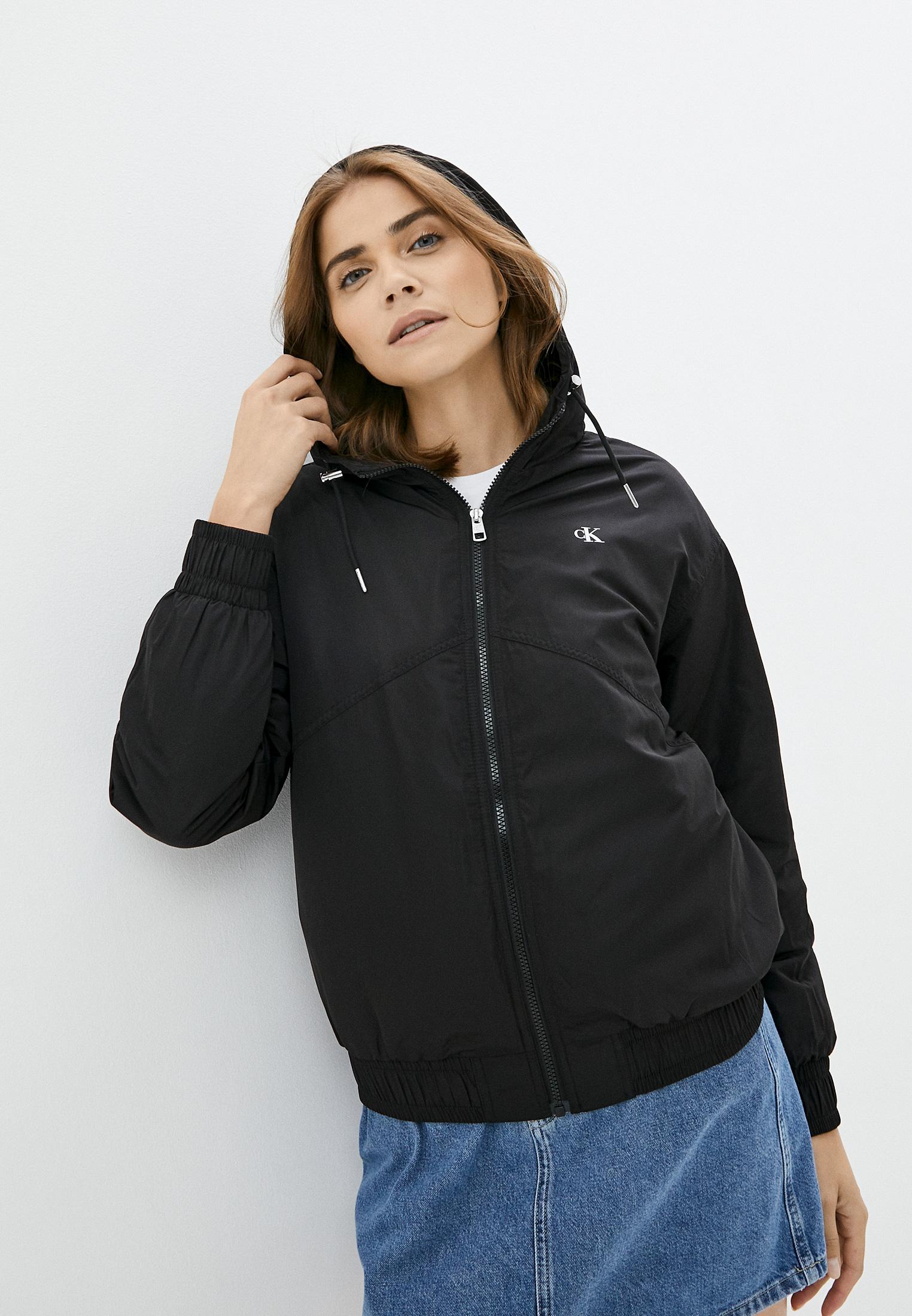 Утепленная куртка Calvin Klein Jeans J20J214114: изображение 1