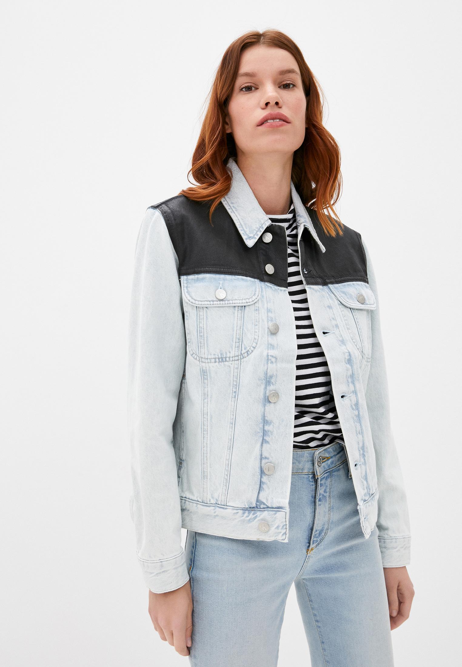 Джинсовая куртка Calvin Klein Jeans J20J214024