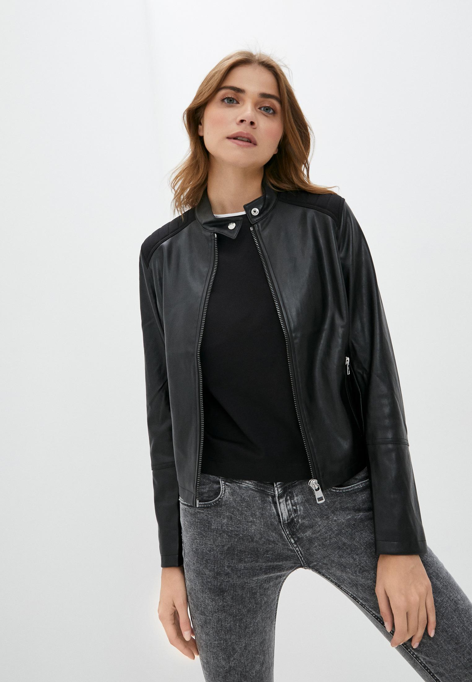 Кожаная куртка Calvin Klein Jeans J20J214469