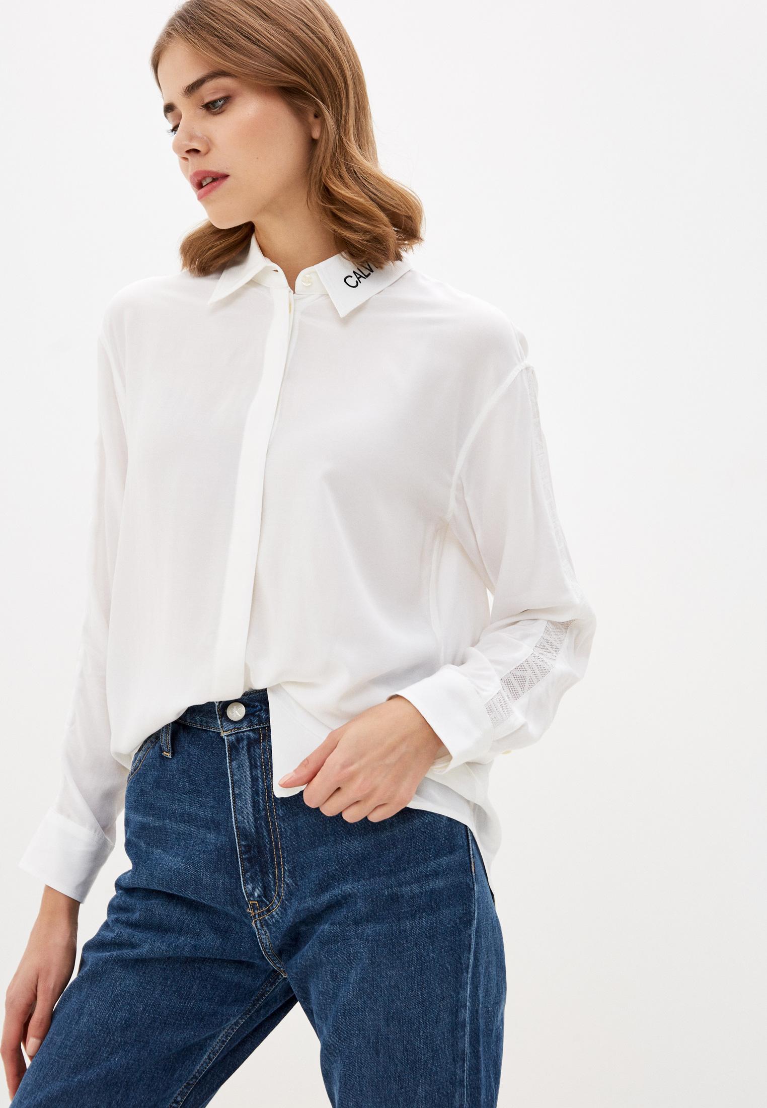 Блуза Calvin Klein Jeans J20J214432: изображение 1