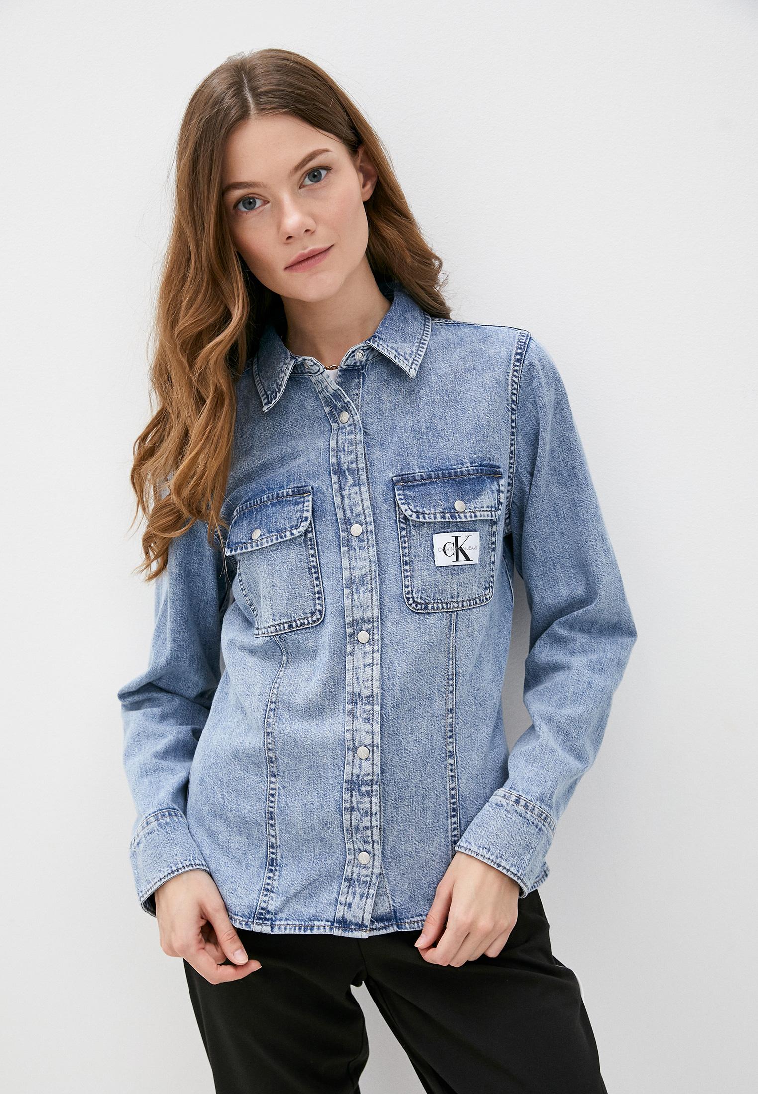 Рубашка Calvin Klein Jeans J20J214022