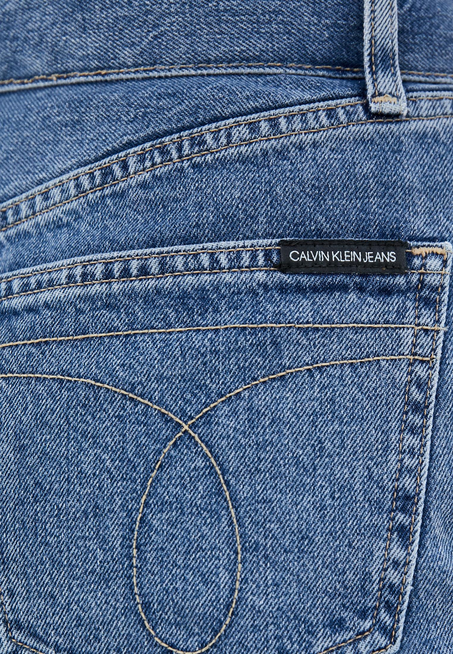 Женские джинсовые шорты Calvin Klein Jeans J20J214019: изображение 4
