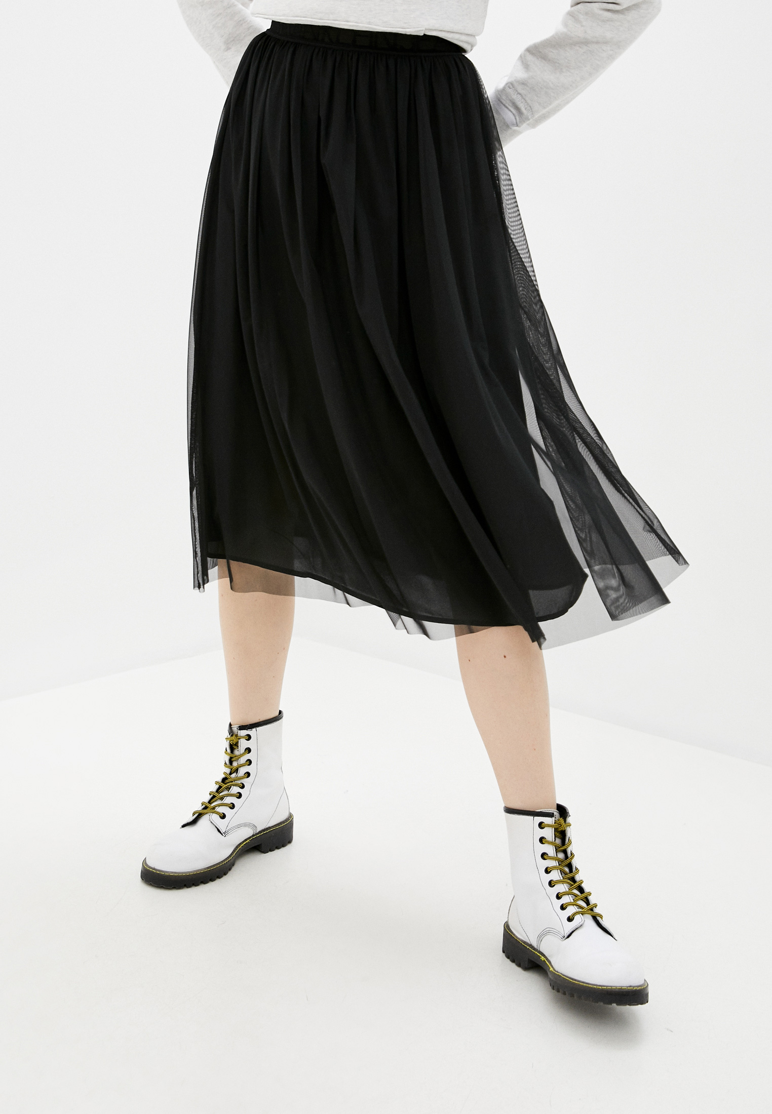 Широкая юбка Calvin Klein Jeans J20J214128