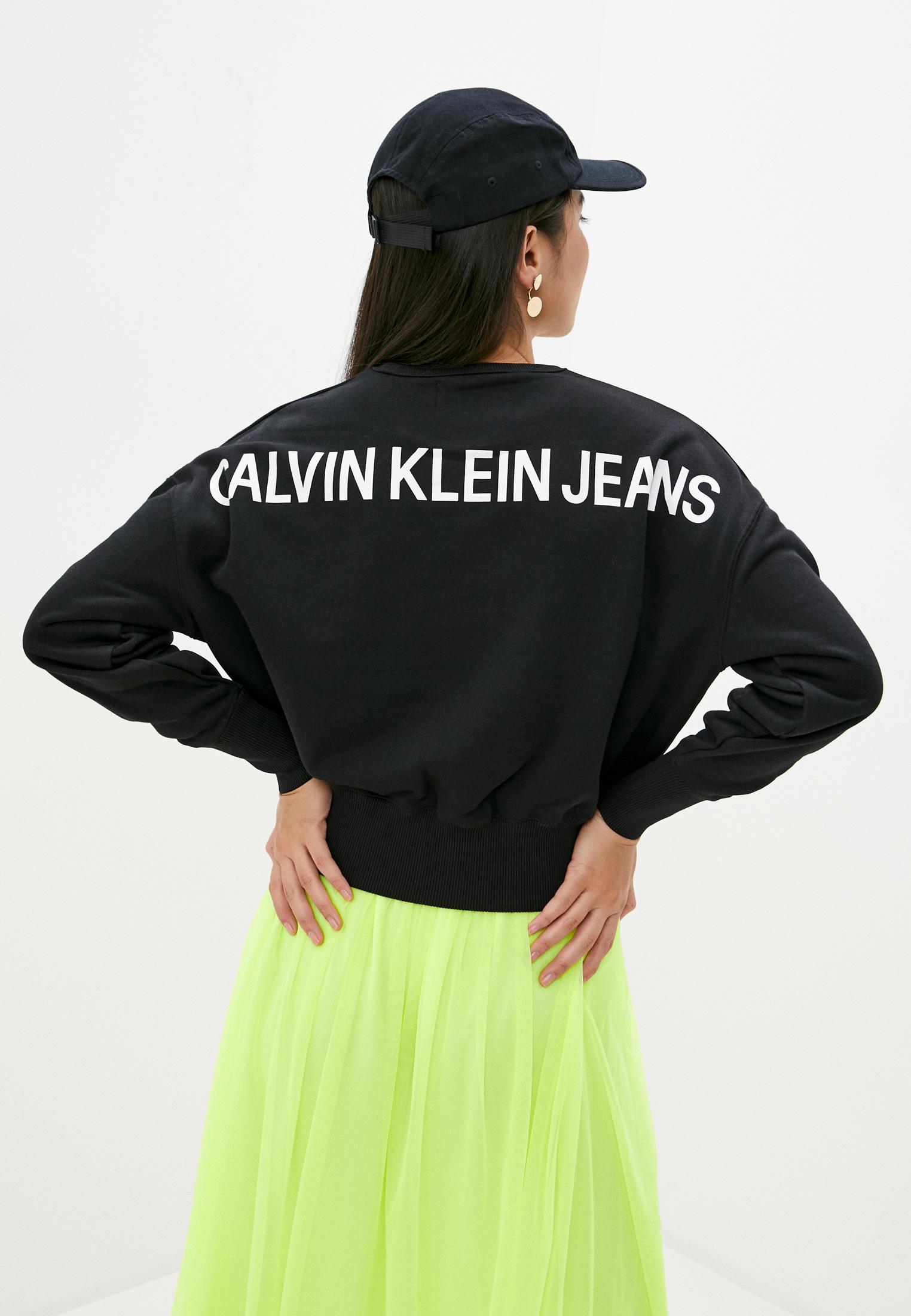 Свитер Calvin Klein Jeans J20J214431: изображение 3