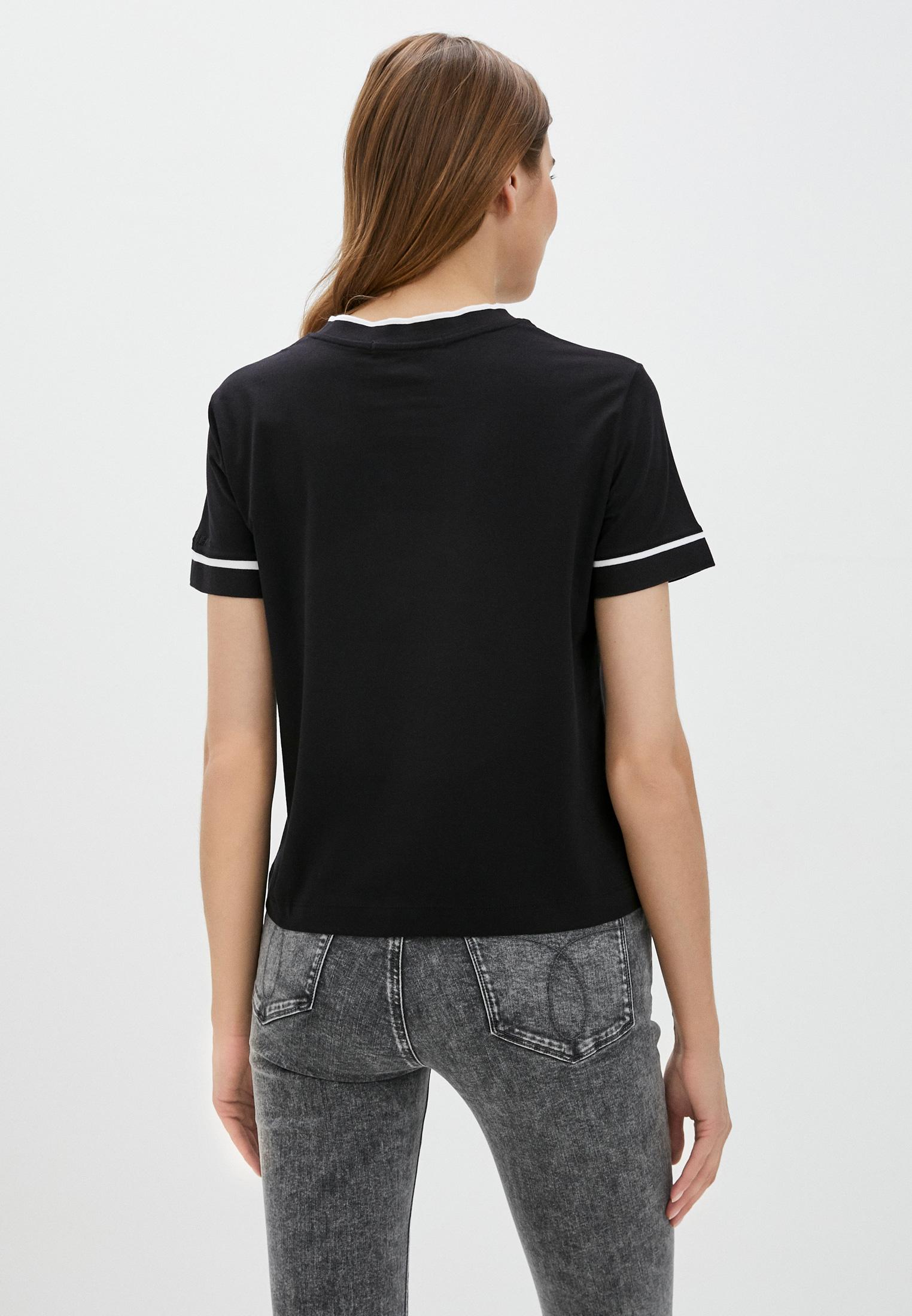 Футболка с коротким рукавом Calvin Klein Jeans J20J214139: изображение 2