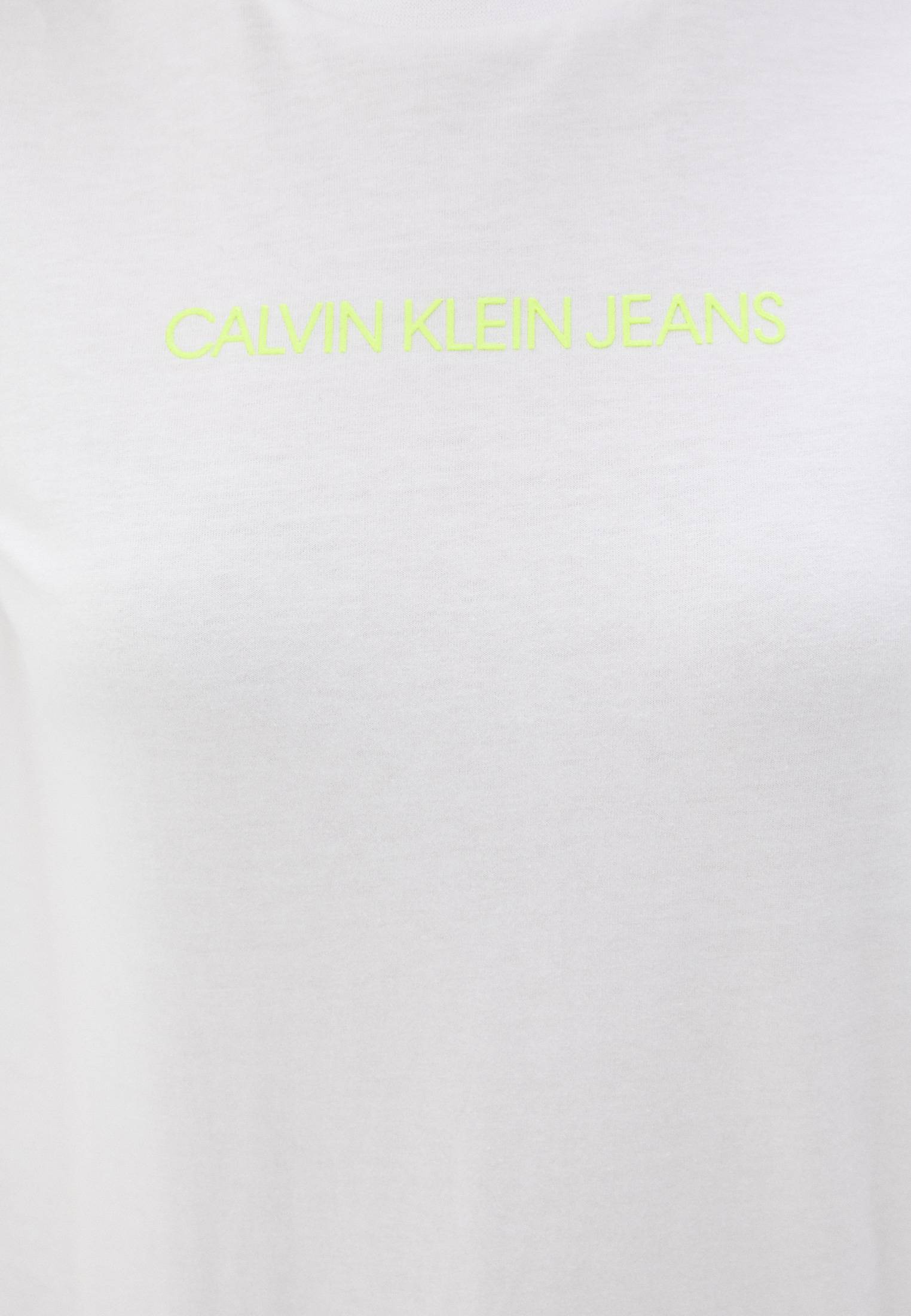 Футболка с коротким рукавом Calvin Klein Jeans J20J214220: изображение 4