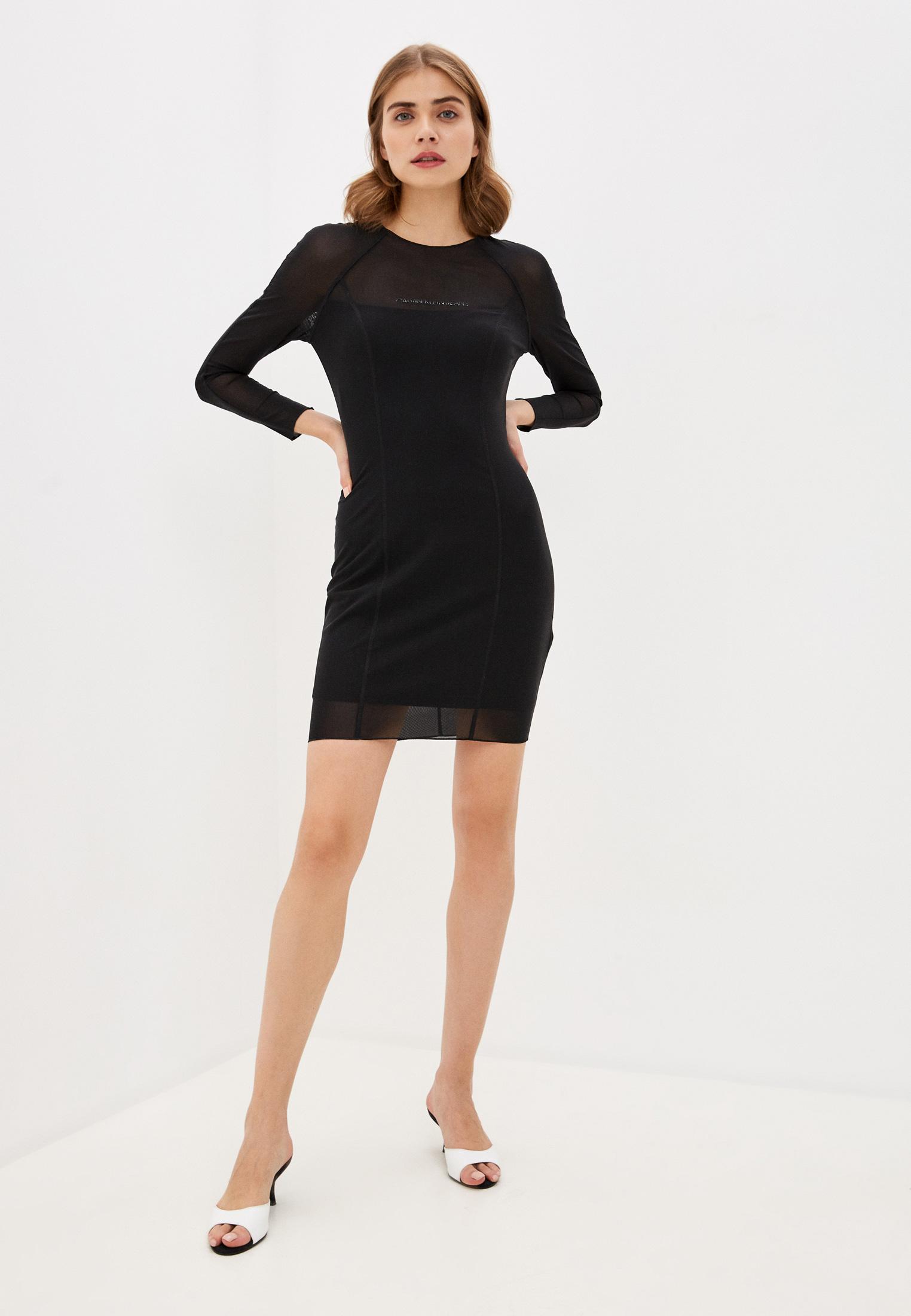 Платье Calvin Klein Jeans J20J214869: изображение 2