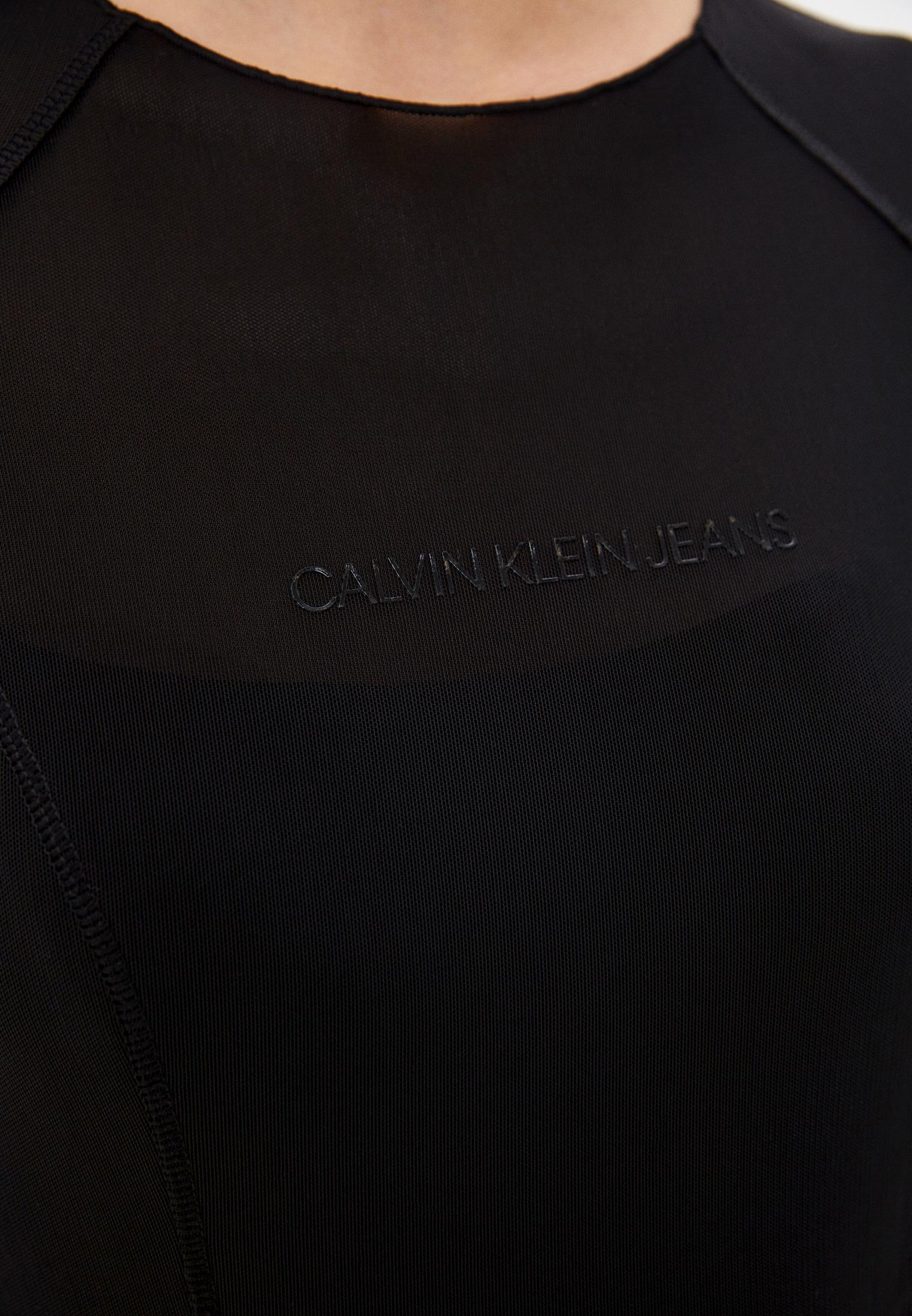 Платье Calvin Klein Jeans J20J214869: изображение 4