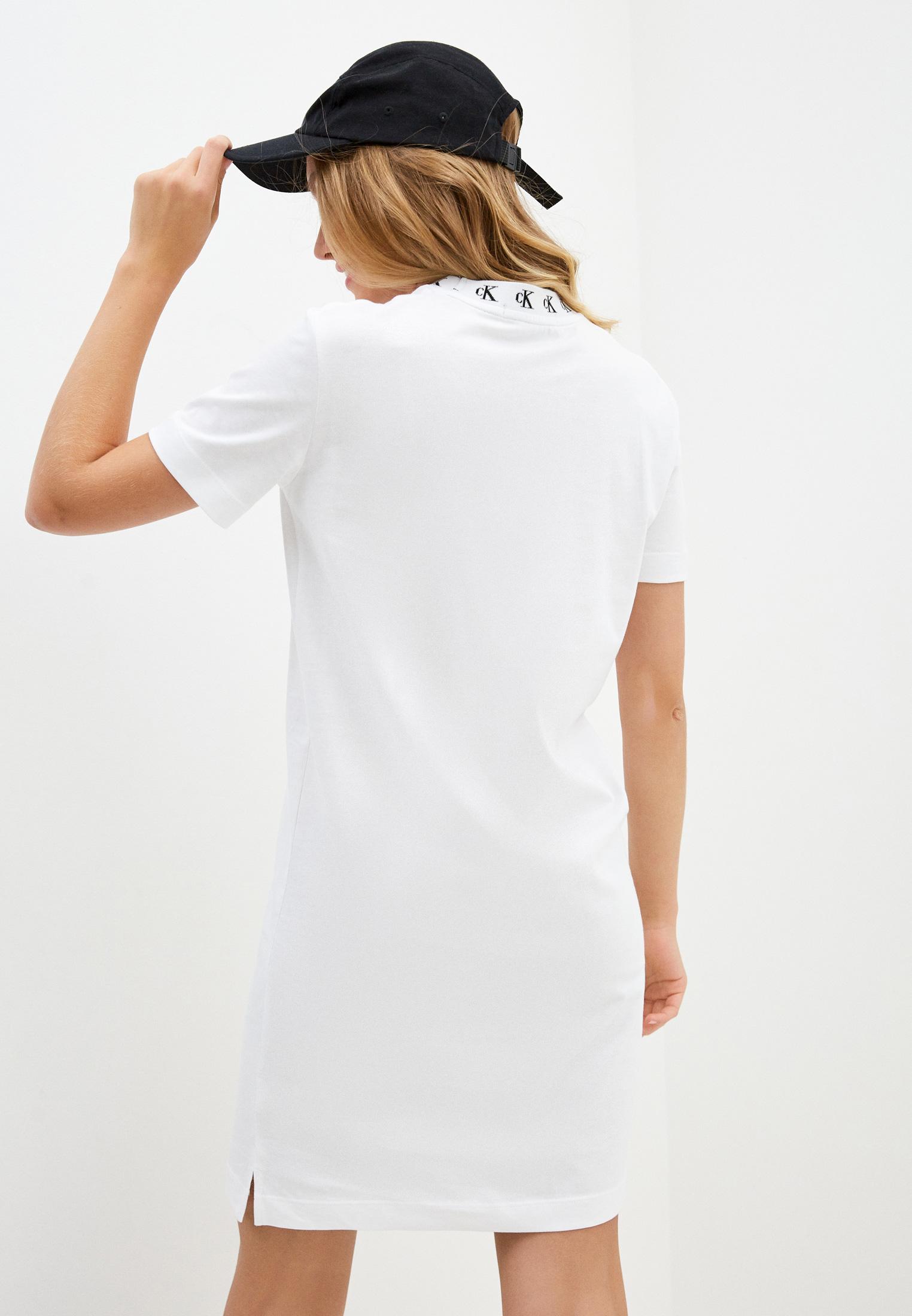 Платье Calvin Klein Jeans J20J214925: изображение 3