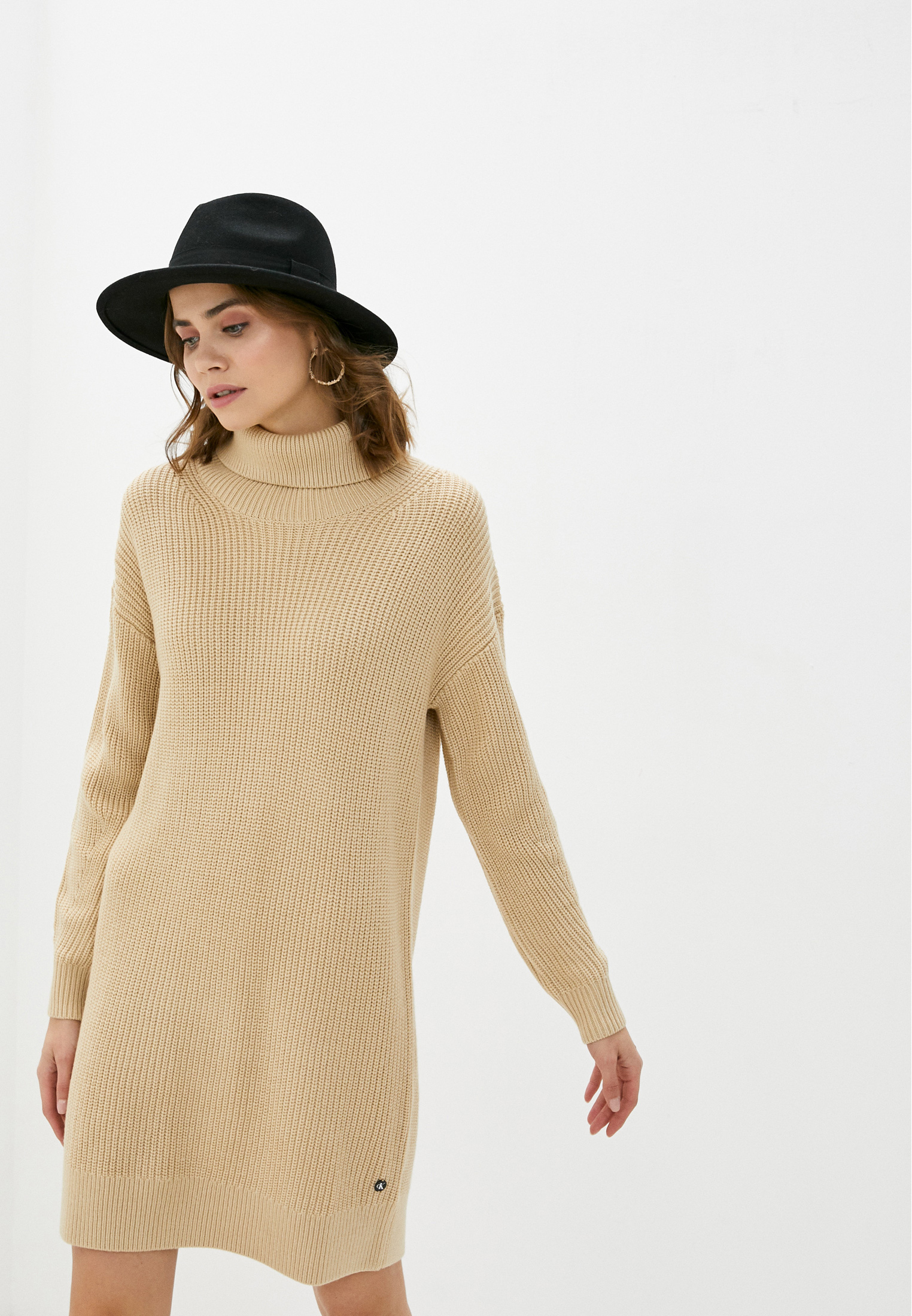 Вязаное платье Calvin Klein Jeans J20J215006