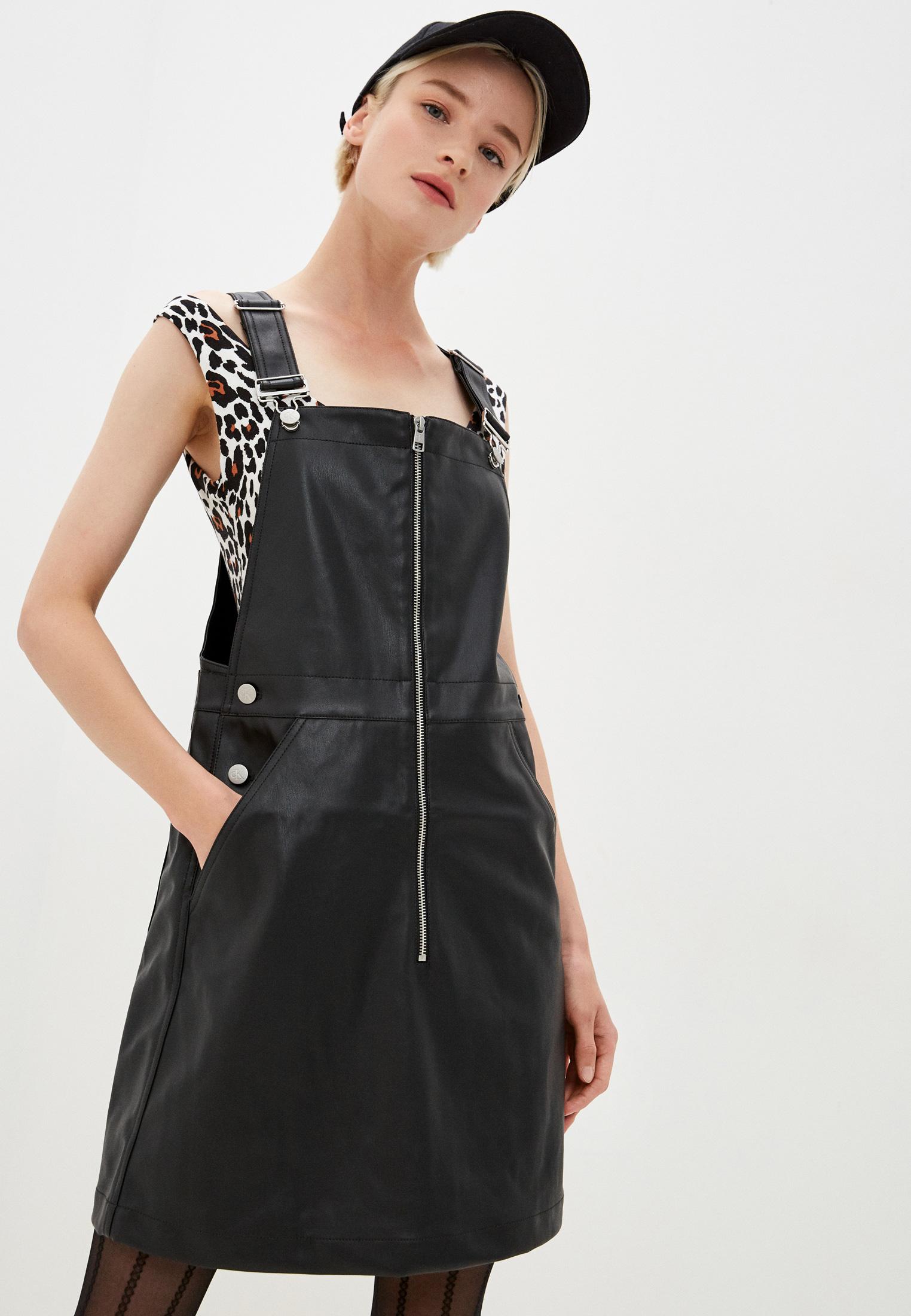 Женские платья-сарафаны Calvin Klein Jeans J20J215033