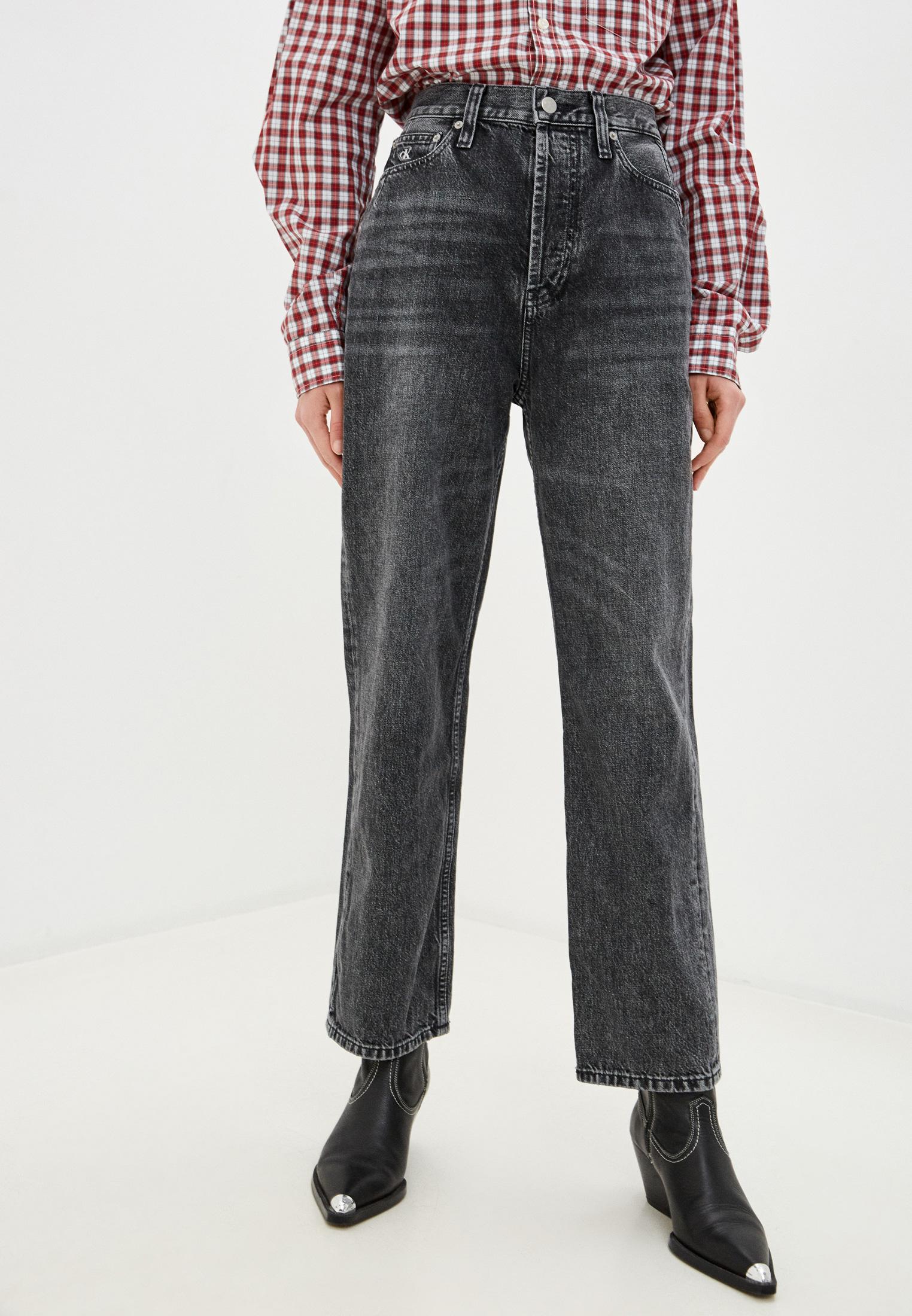 Прямые джинсы Calvin Klein Jeans J20J214544