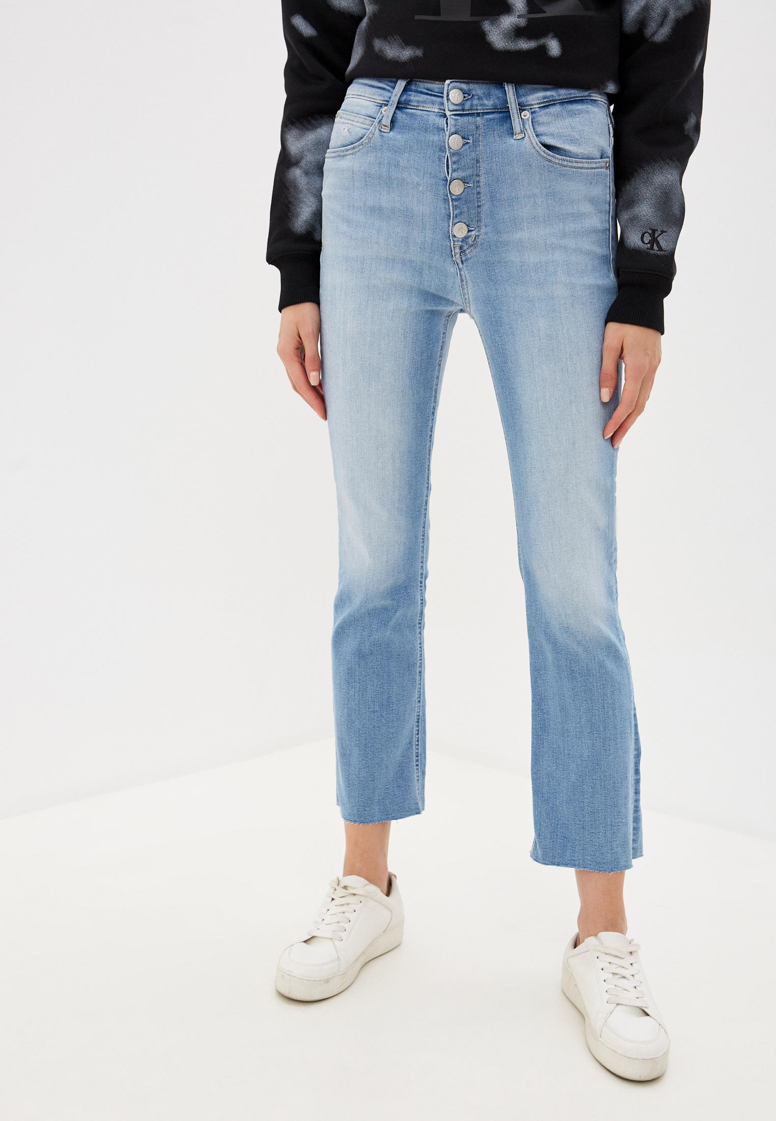 Прямые джинсы Calvin Klein Jeans J20J214554