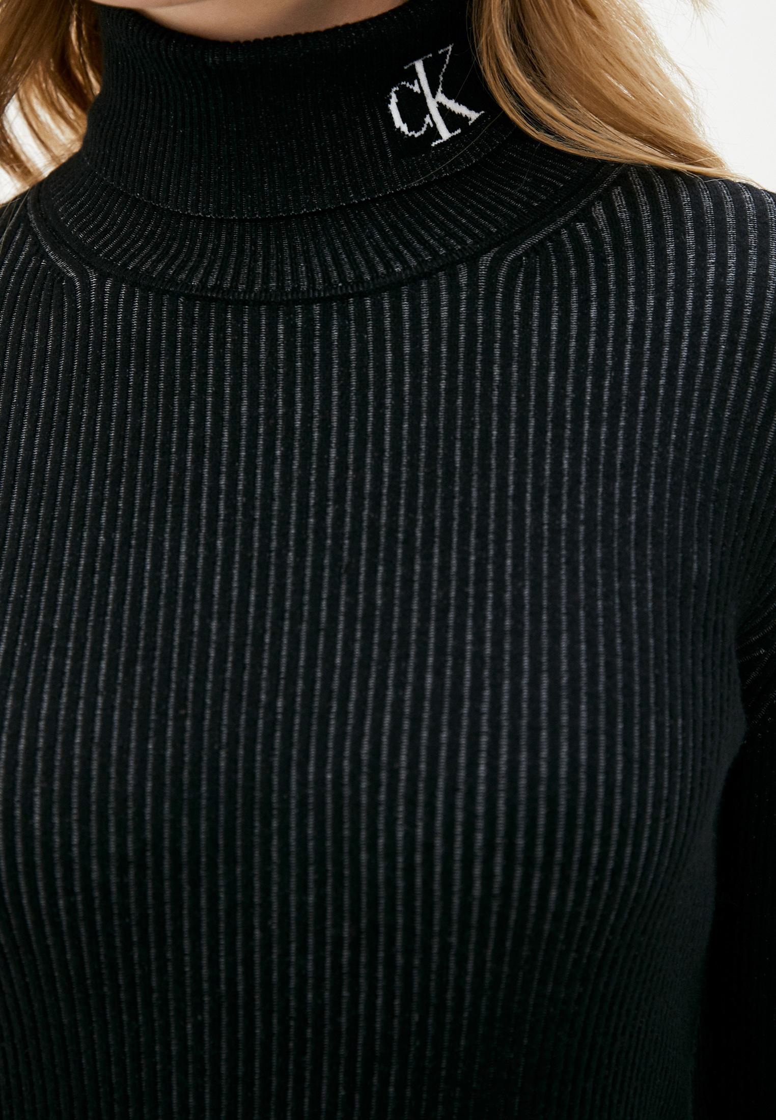 Водолазка Calvin Klein Jeans J20J214821: изображение 4