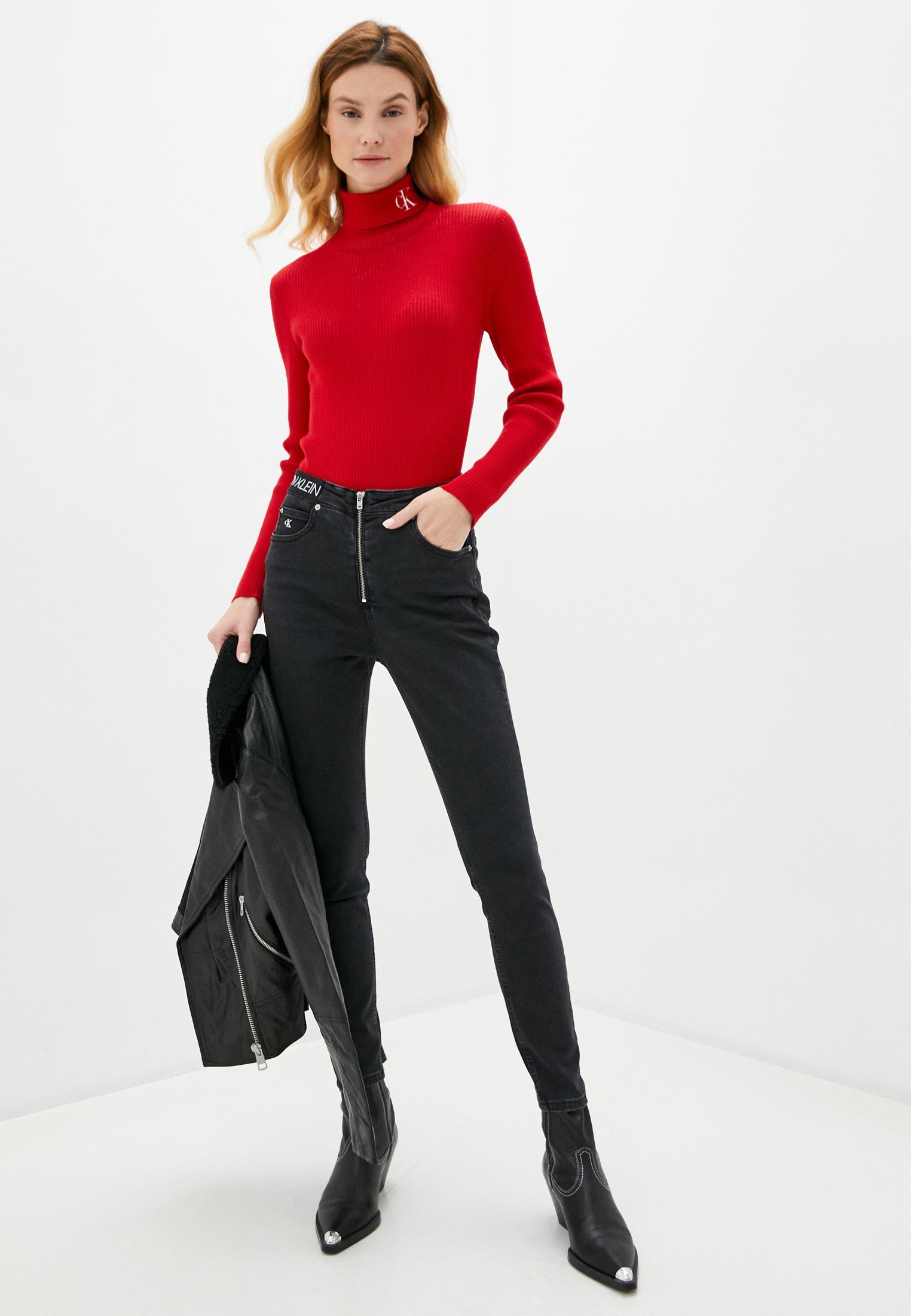 Водолазка Calvin Klein Jeans J20J214821: изображение 2
