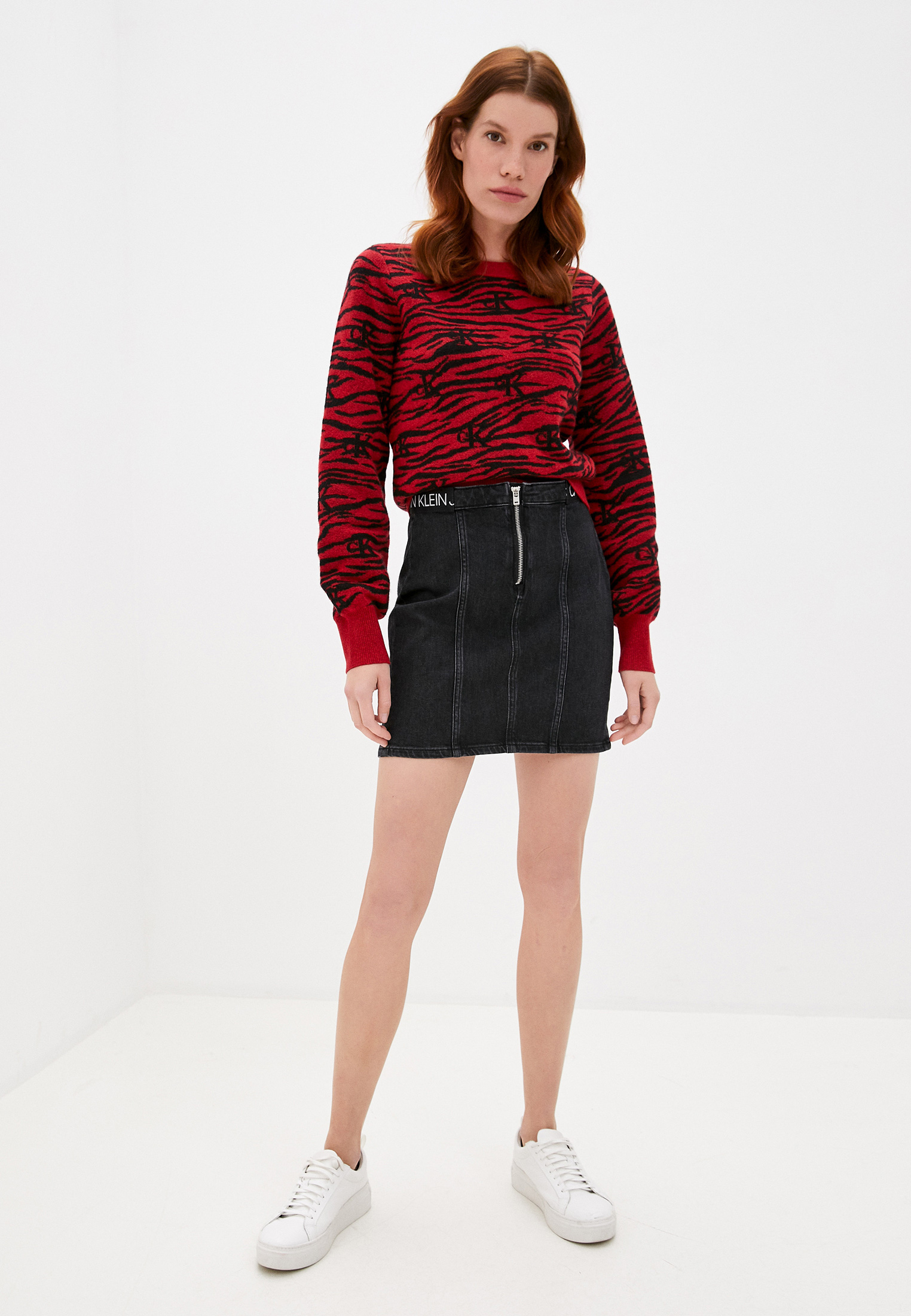 Джемпер Calvin Klein Jeans J20J214833: изображение 2