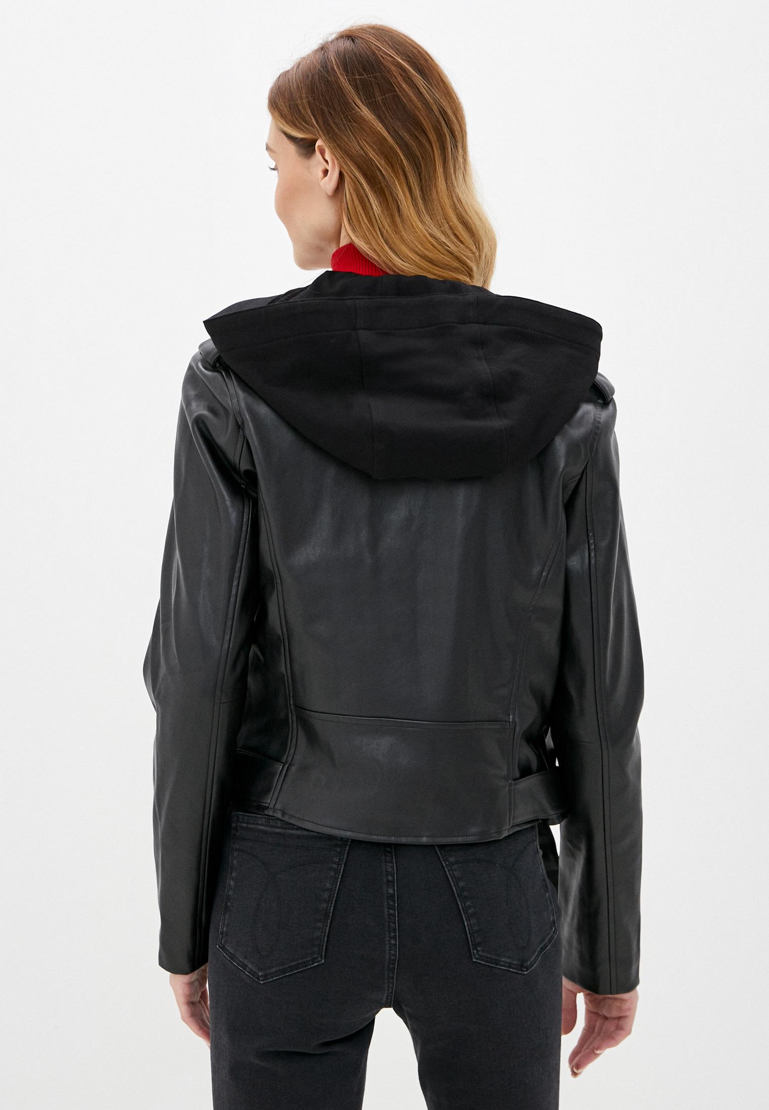 Кожаная куртка Calvin Klein Jeans J20J215034: изображение 3