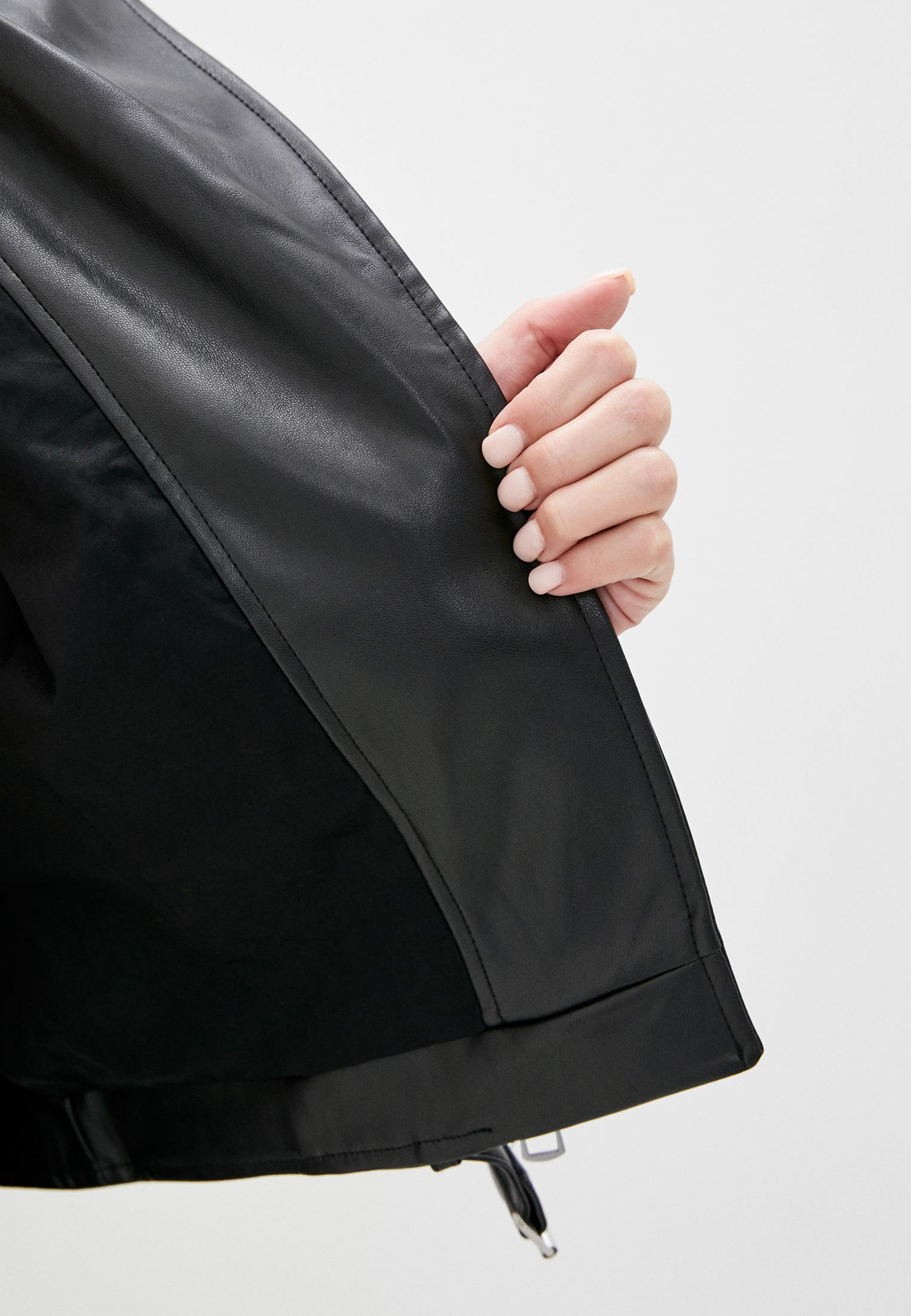 Кожаная куртка Calvin Klein Jeans J20J215034: изображение 4