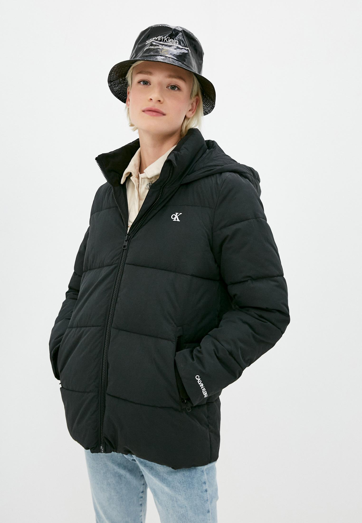 Утепленная куртка Calvin Klein Jeans J20J214839