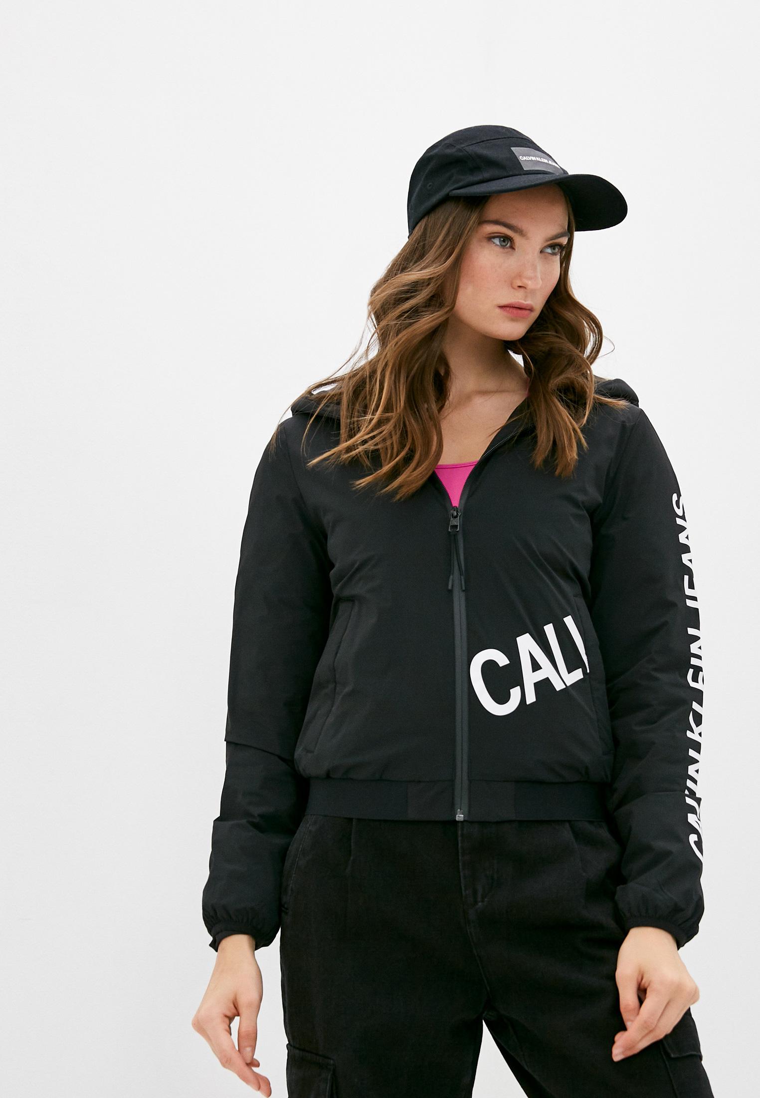 Утепленная куртка Calvin Klein Jeans J20J214847