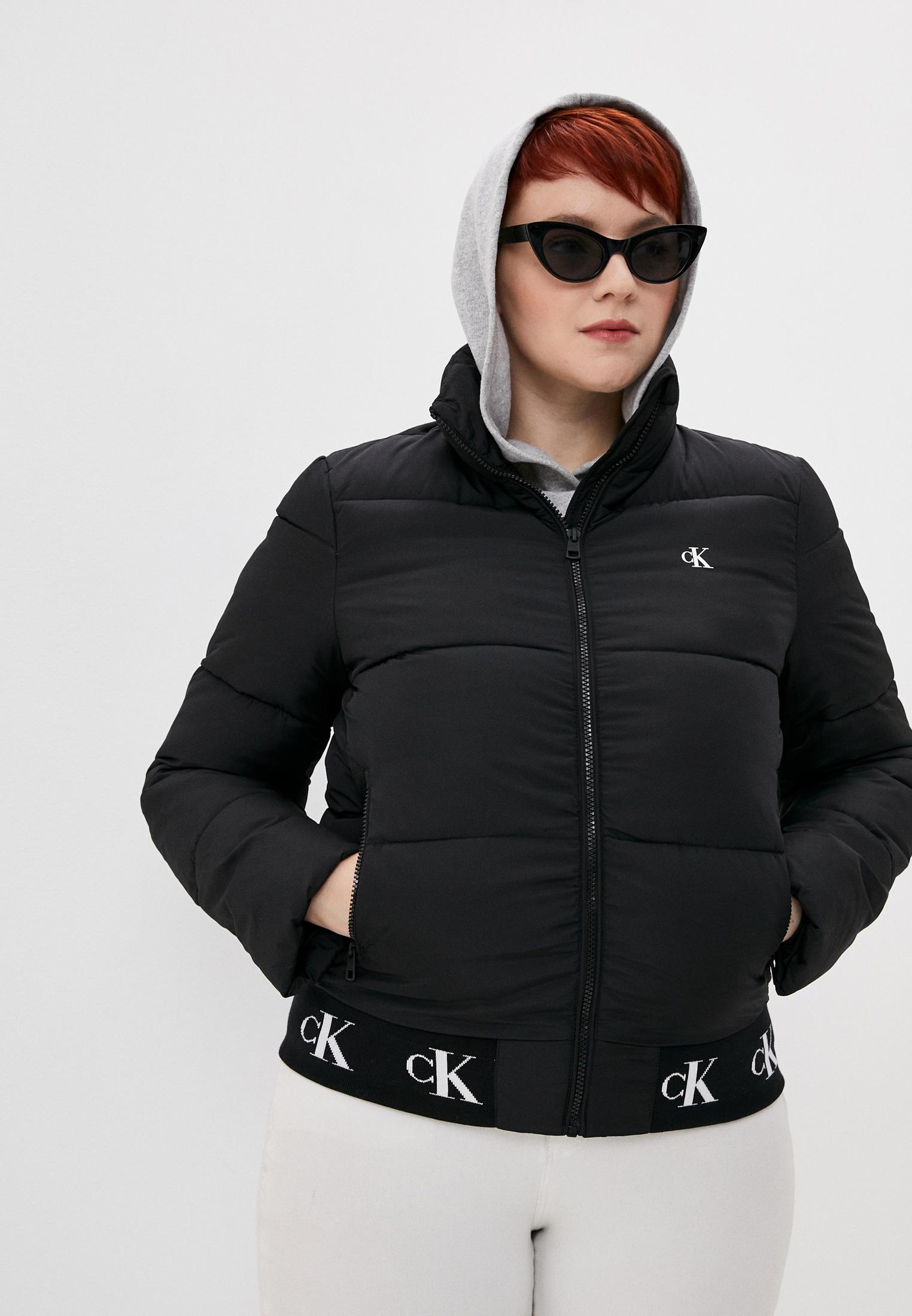 Утепленная куртка Calvin Klein Jeans Куртка утепленная Calvin Klein Jeans