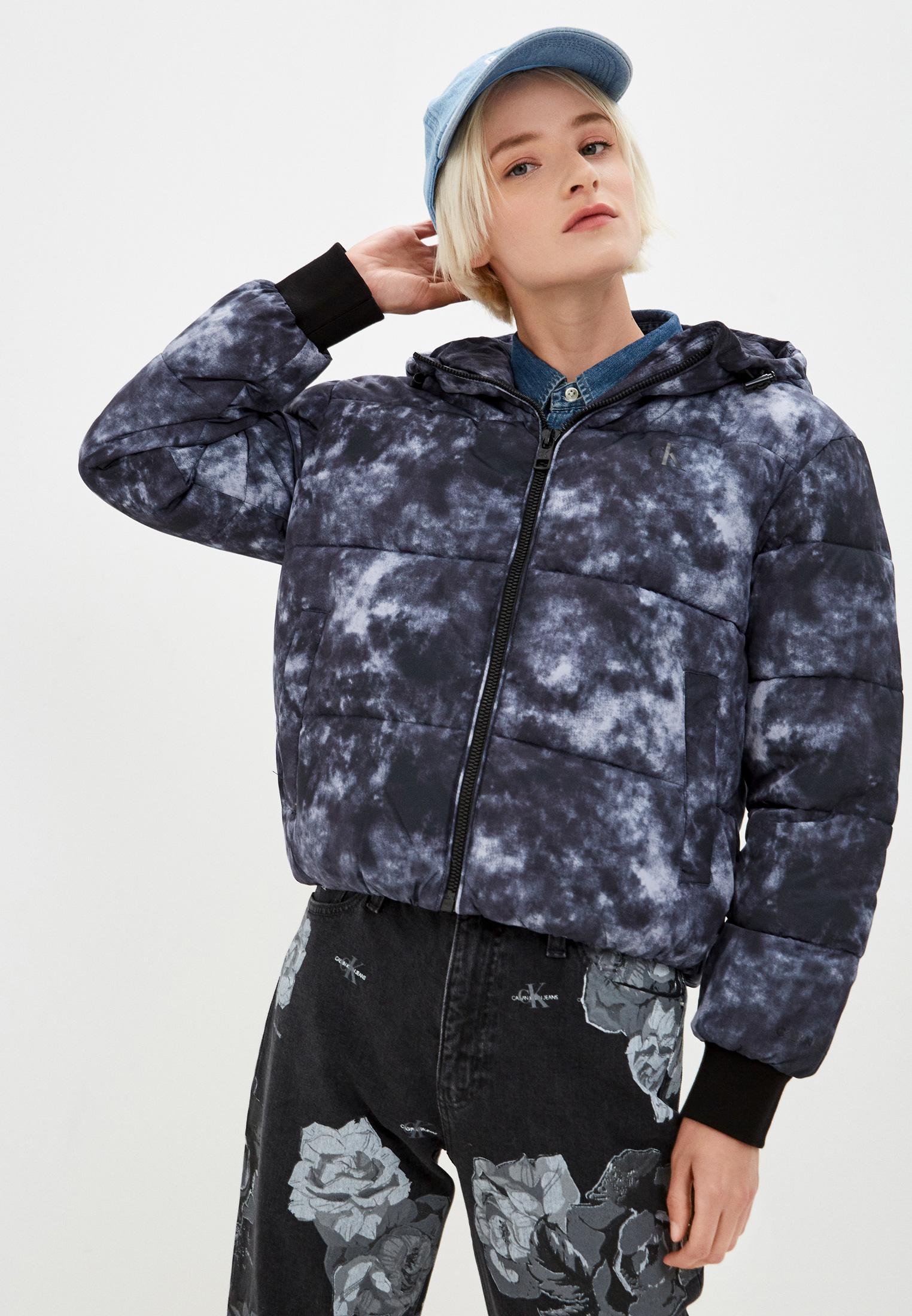 Утепленная куртка Calvin Klein Jeans J20J214849