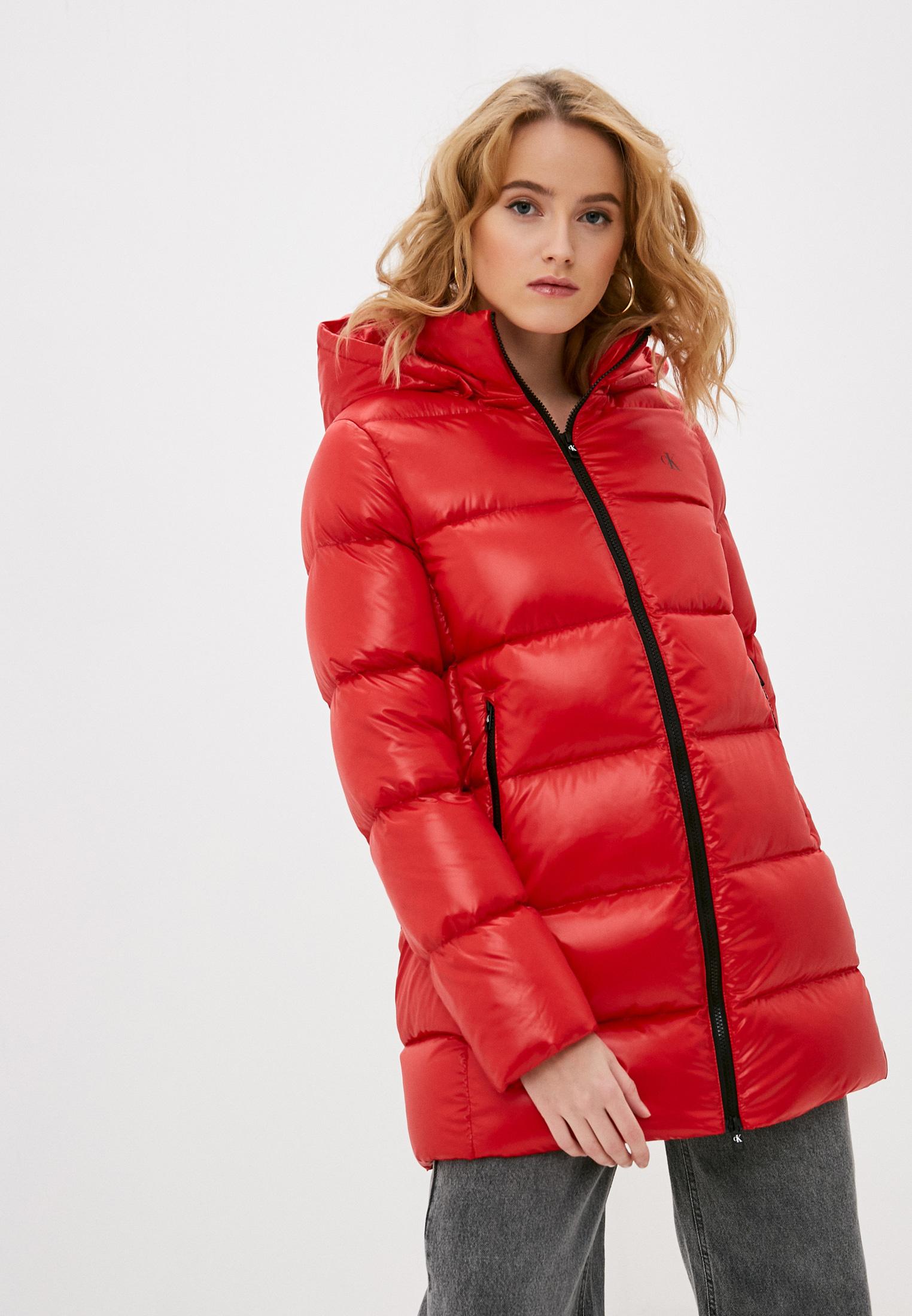 Утепленная куртка Calvin Klein Jeans J20J214997