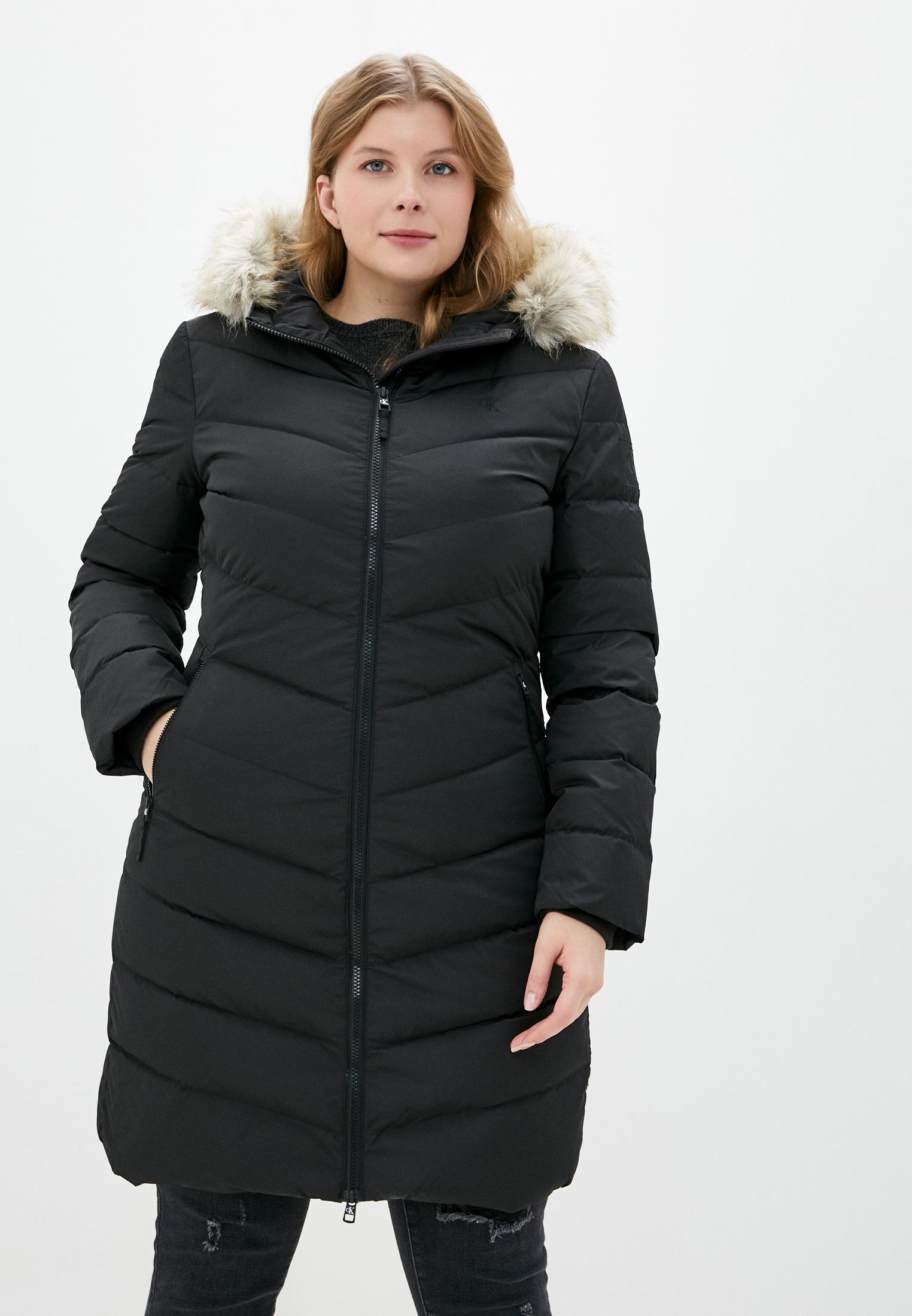 Утепленная куртка Calvin Klein Jeans J20J214998: изображение 1