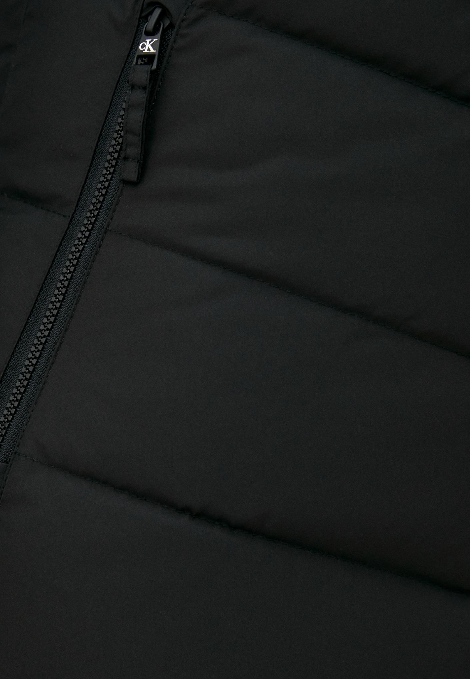 Утепленная куртка Calvin Klein Jeans J20J214998: изображение 5