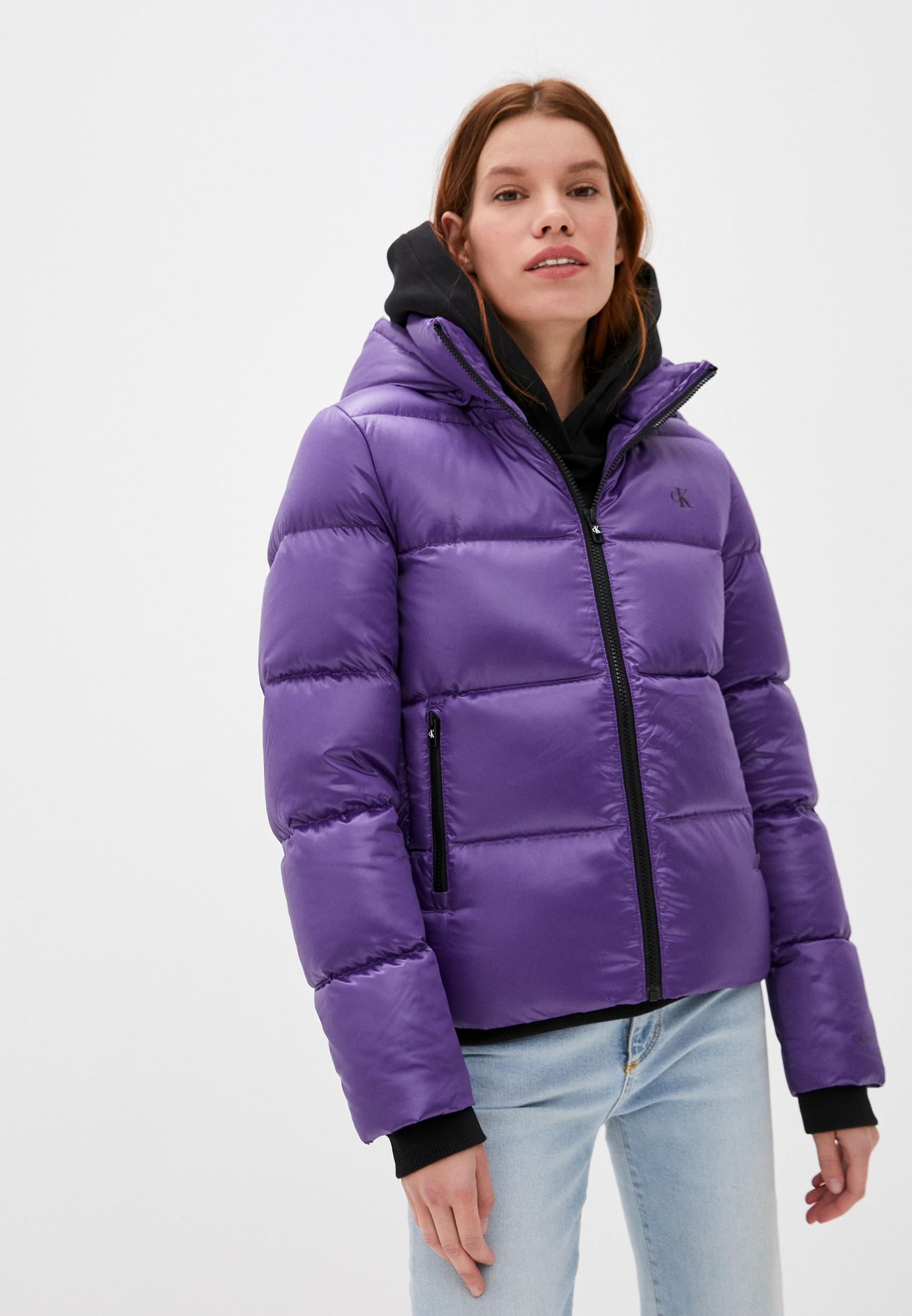 Утепленная куртка Calvin Klein Jeans J20J214115