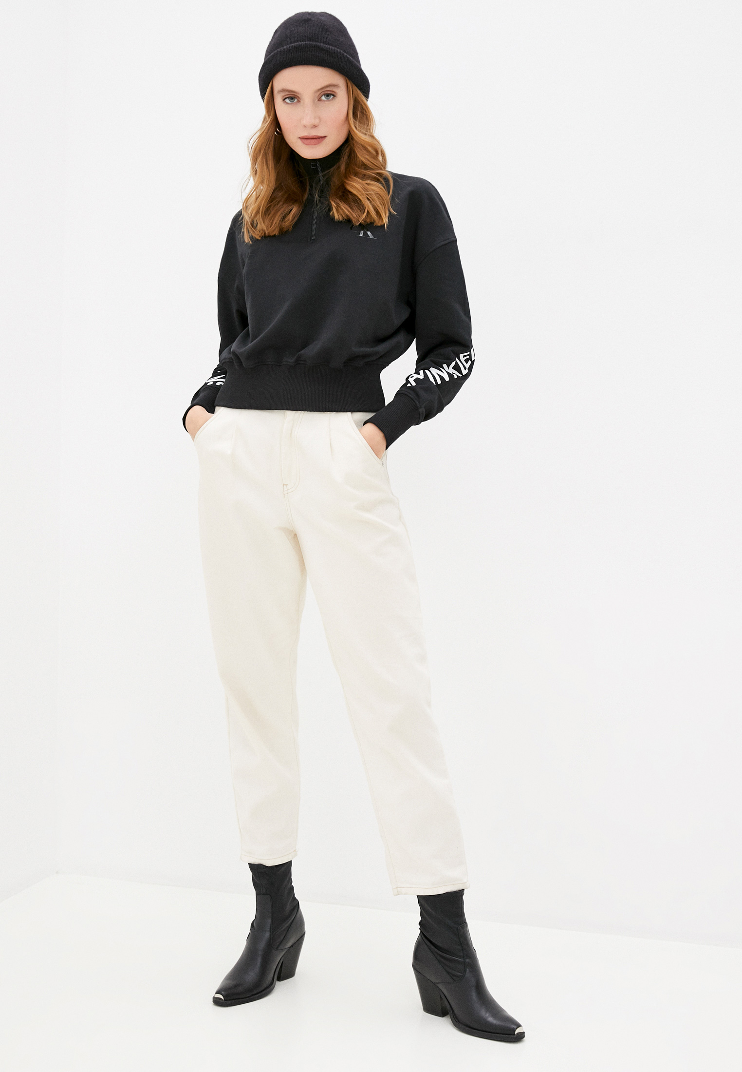 Олимпийка Calvin Klein Jeans J20J214799: изображение 2