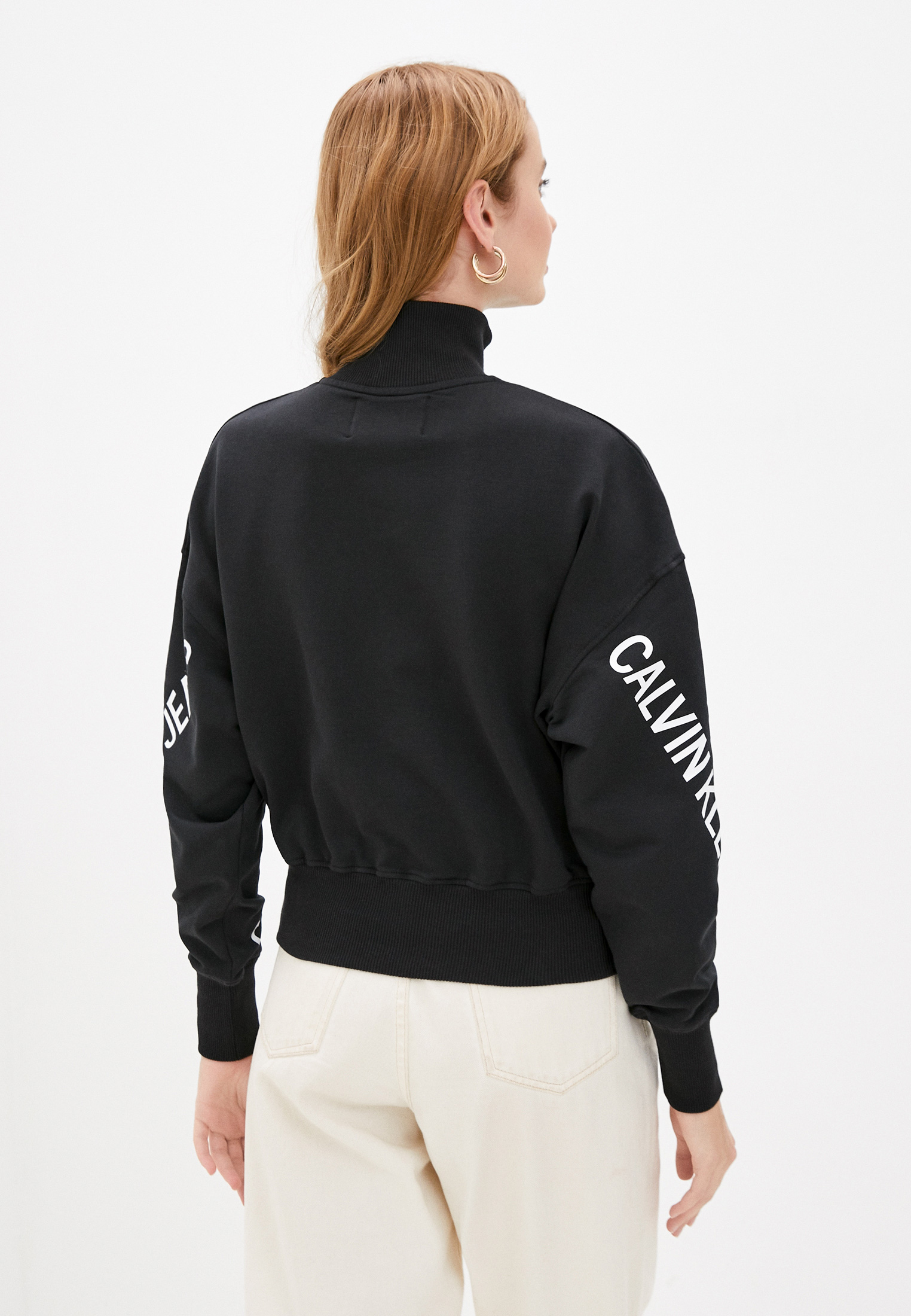 Олимпийка Calvin Klein Jeans J20J214799: изображение 3