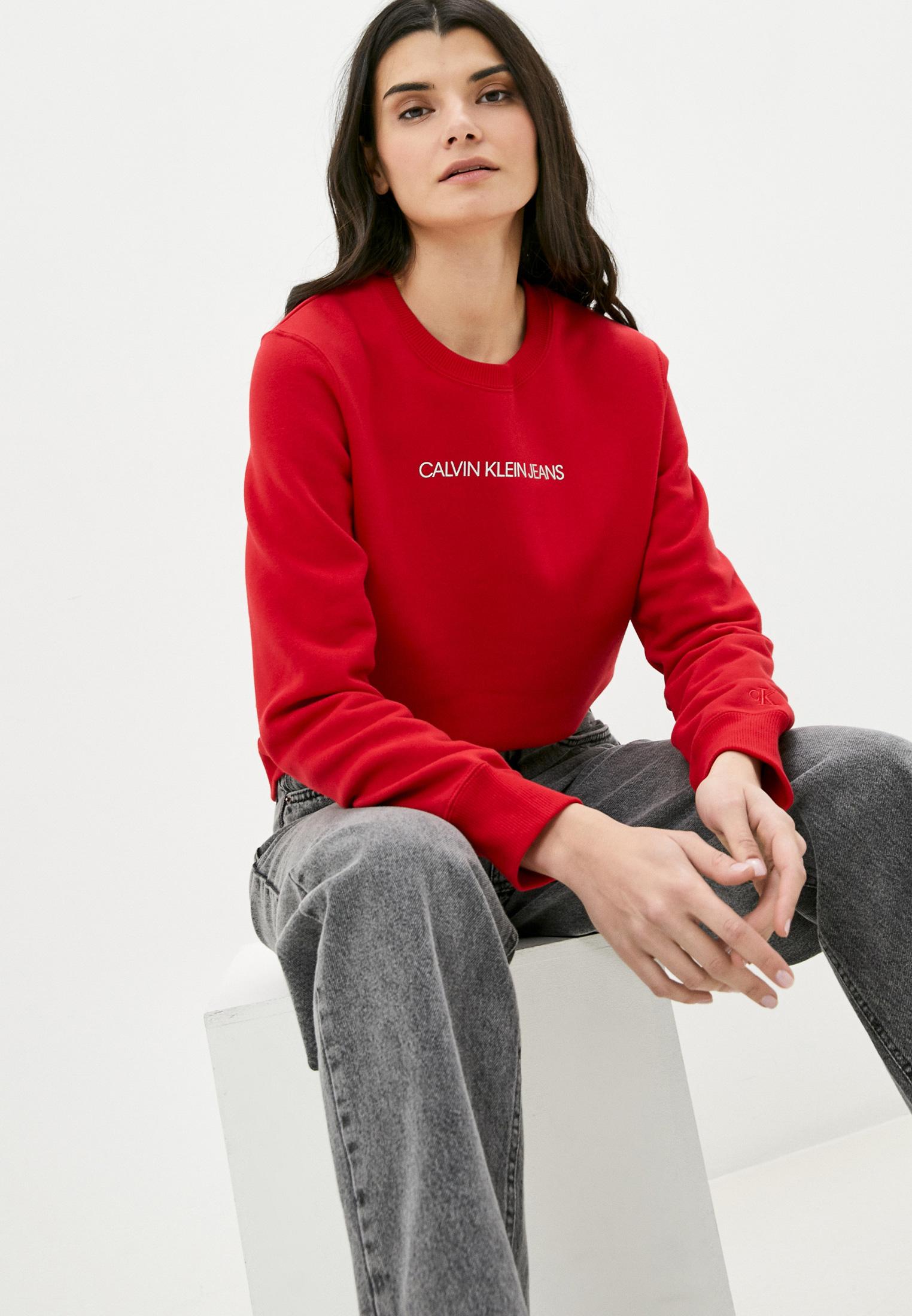 Свитер Calvin Klein Jeans J20J214807